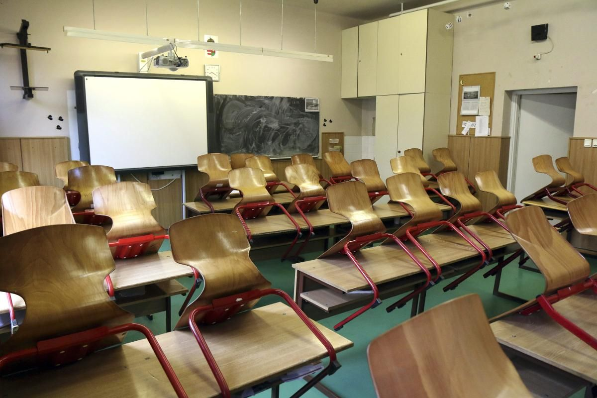 FRAFALLSGARANTI: Det nye fraværsregimet vil være direkte katastrofalt for frafallet - det vil være nær en frafallsgaranti for mange av elevene, skriver Christian Lomsdalen. Illustrasjonsfoto: Scanpix