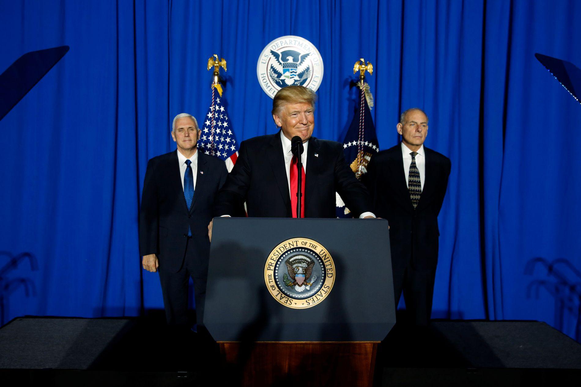SJEFEN: Et Norge som har valgt å binde seg til USA, uten engang å oppfylle sine forpliktelser i Nato, kan ikke forvente stor frihet til å utforme egen utenrikspolitikk på tvers av Trumps linje, skriver BTs nye gjesteskribent, Ståle Ulriksen.