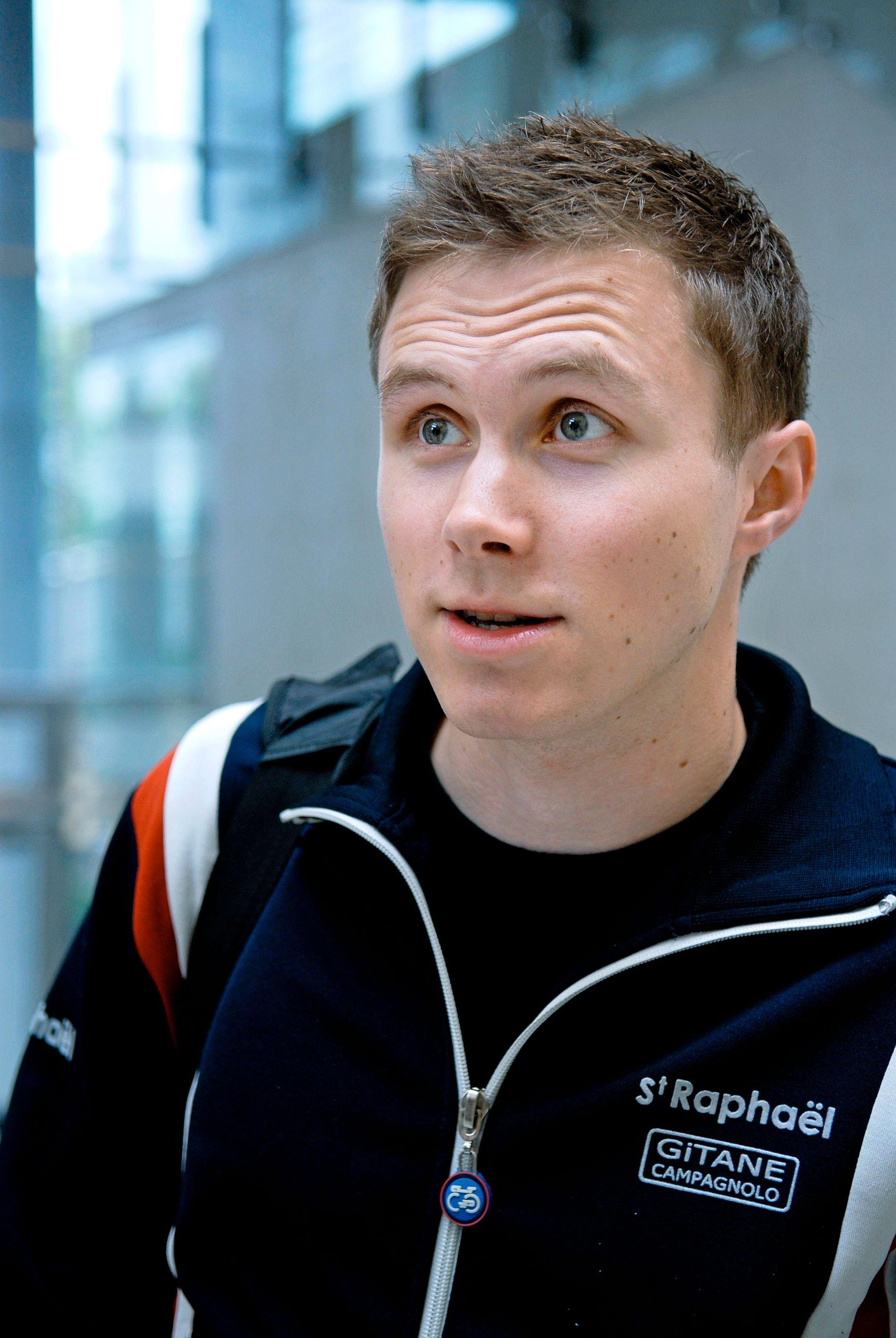 GJESTEKOMMENTATOR: Lege Ingebjørn Bleidvin.