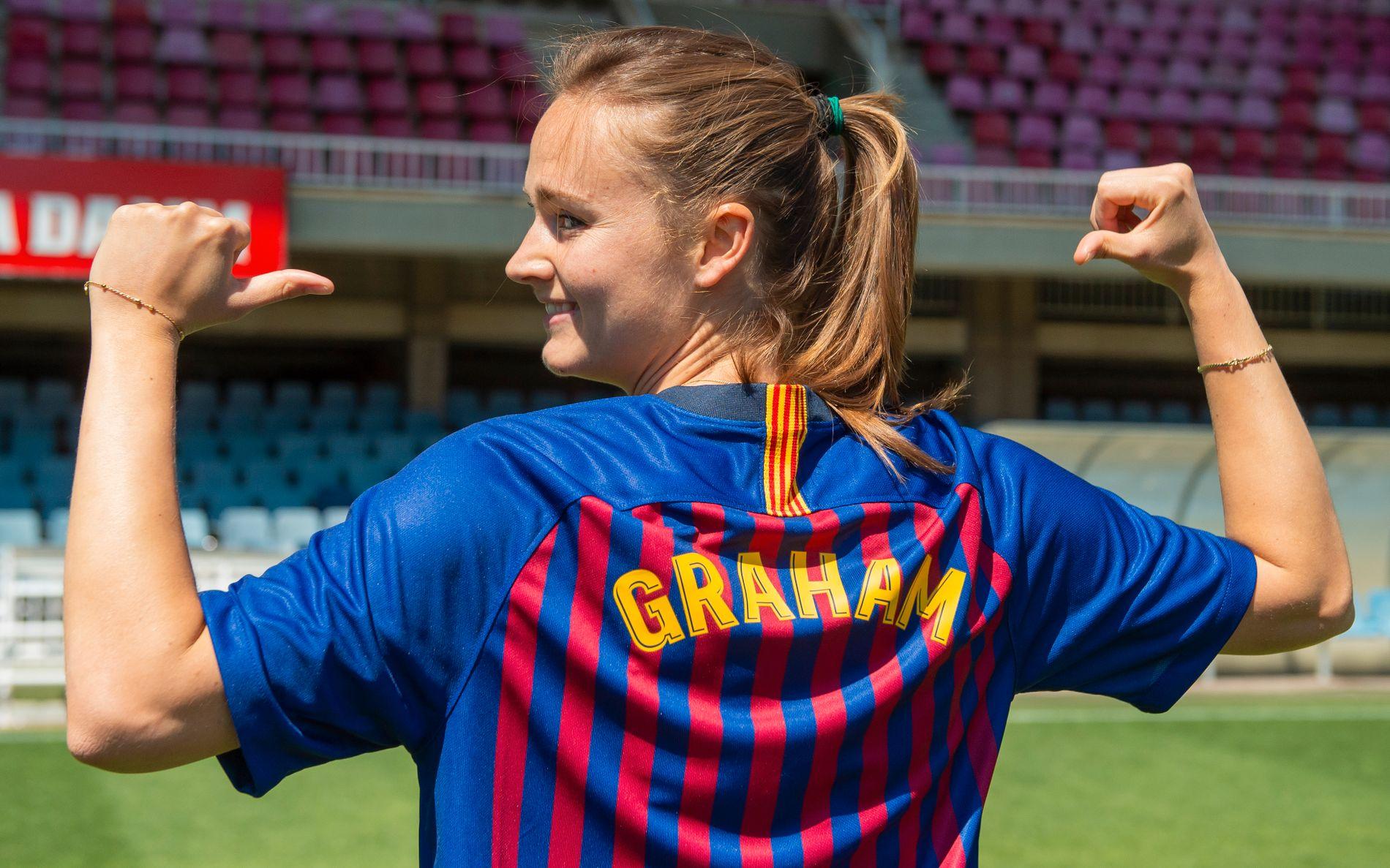 Graham Hansen er klar for å lære seg Barcelona-stilen.