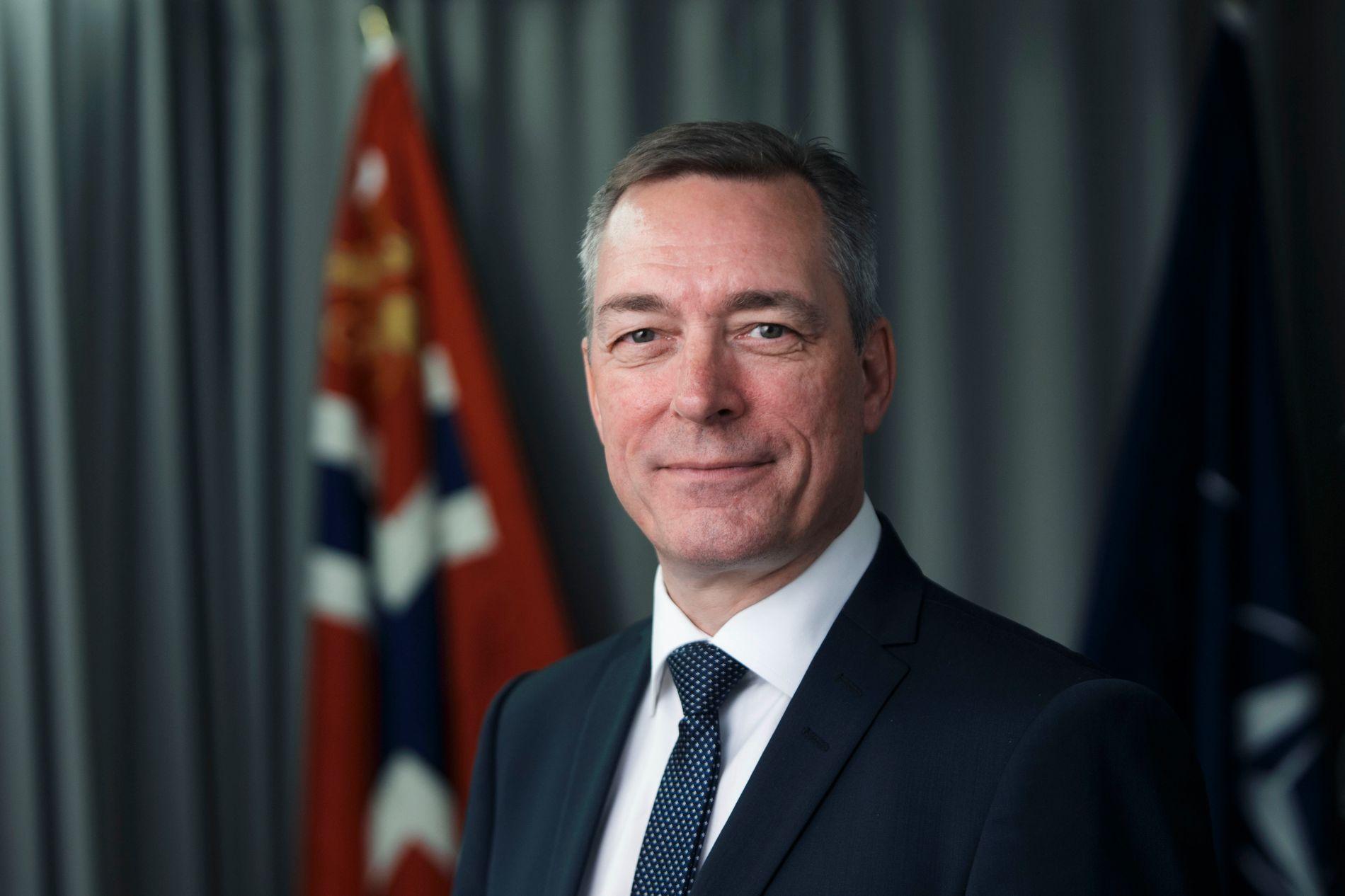 ADVARER: Vi har vært vitne til flere eksempler på digitale angrep i den seinere tid, skriver forsvarsministeren.