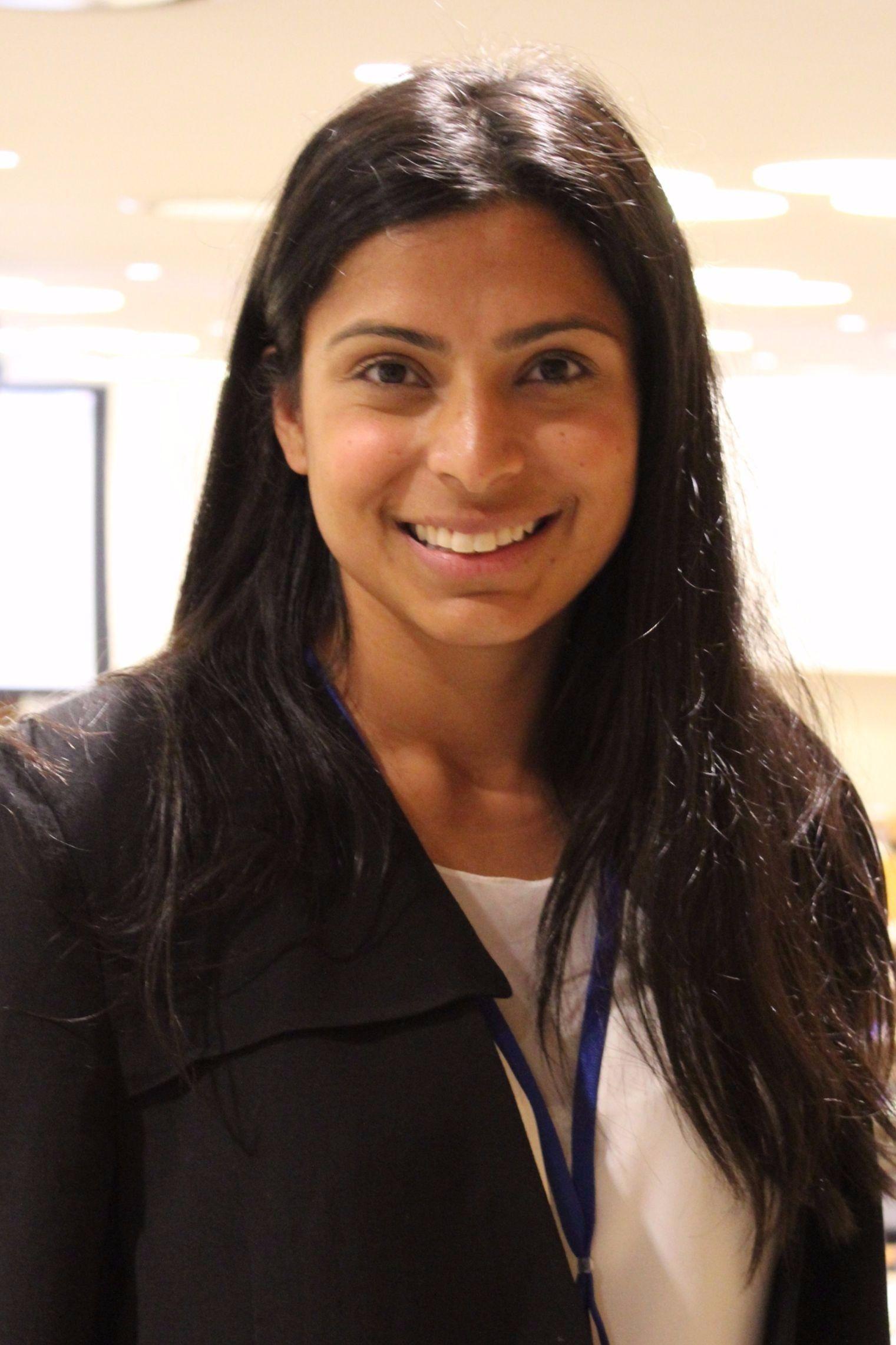 Saima Naz Akhtar er leder for Norske leger mot atomvåpen.