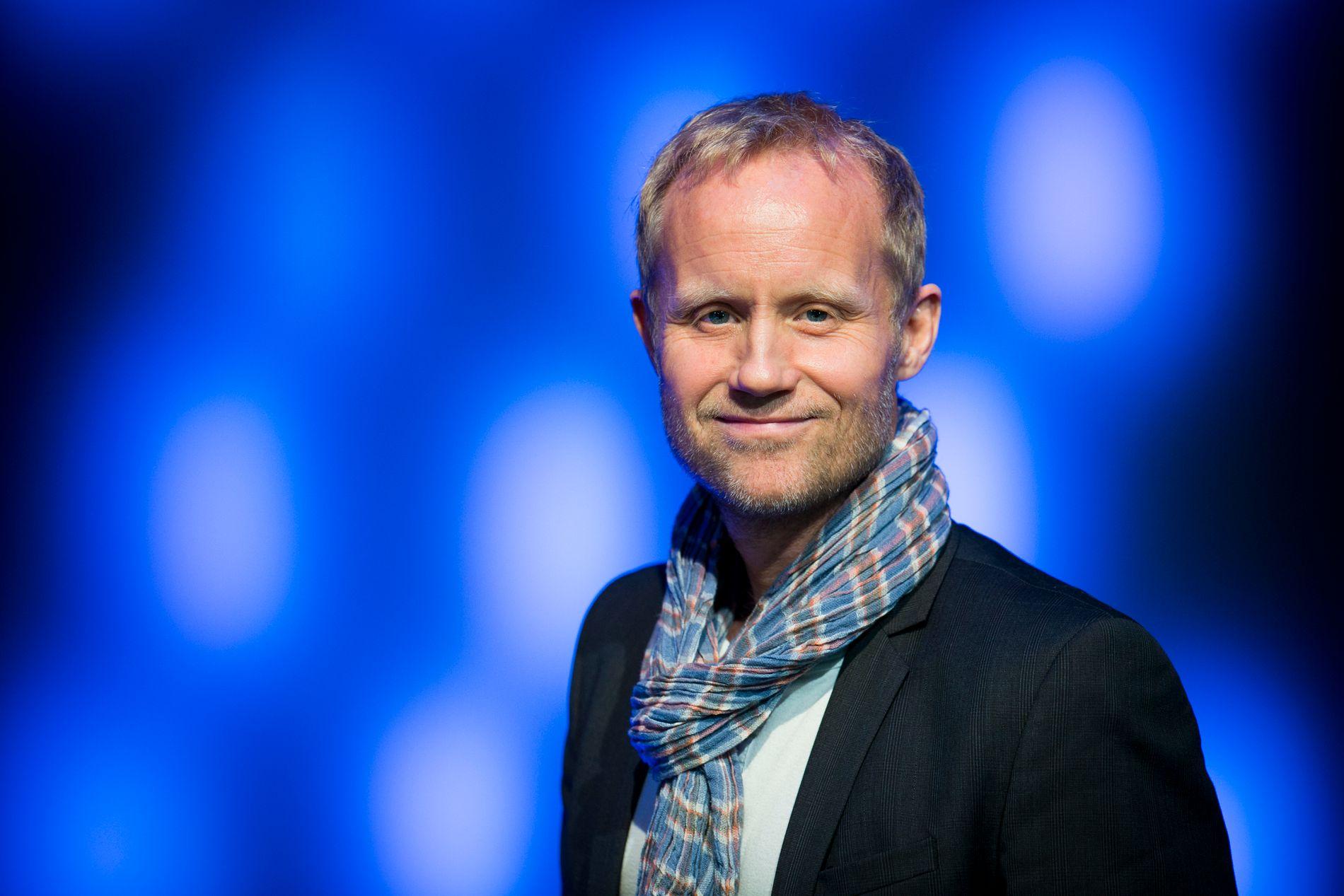 Øyvind Alsaker har god kjennskap til Premier League etter alle sine år som kommentator for TV 2.