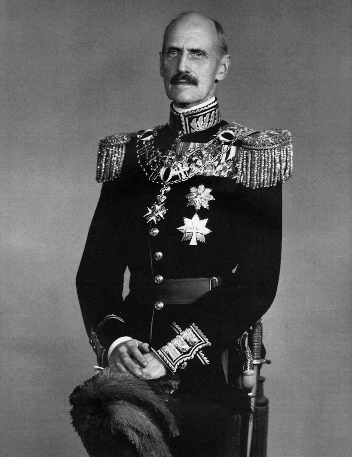 EN ANNEN HISTORIE: Hadde kong Haakon fått viljen sin i 1914, ville markeringen av 100-årsminnet for krigsutbruddet vært langt viktigere også for Norge, skriver BTs anmnelder.