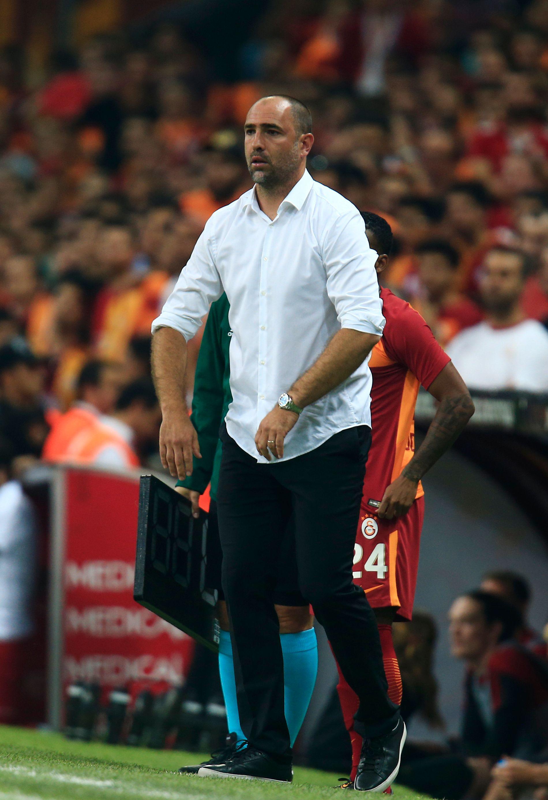 Igor Tudor er ferdig i Galatasaray.
