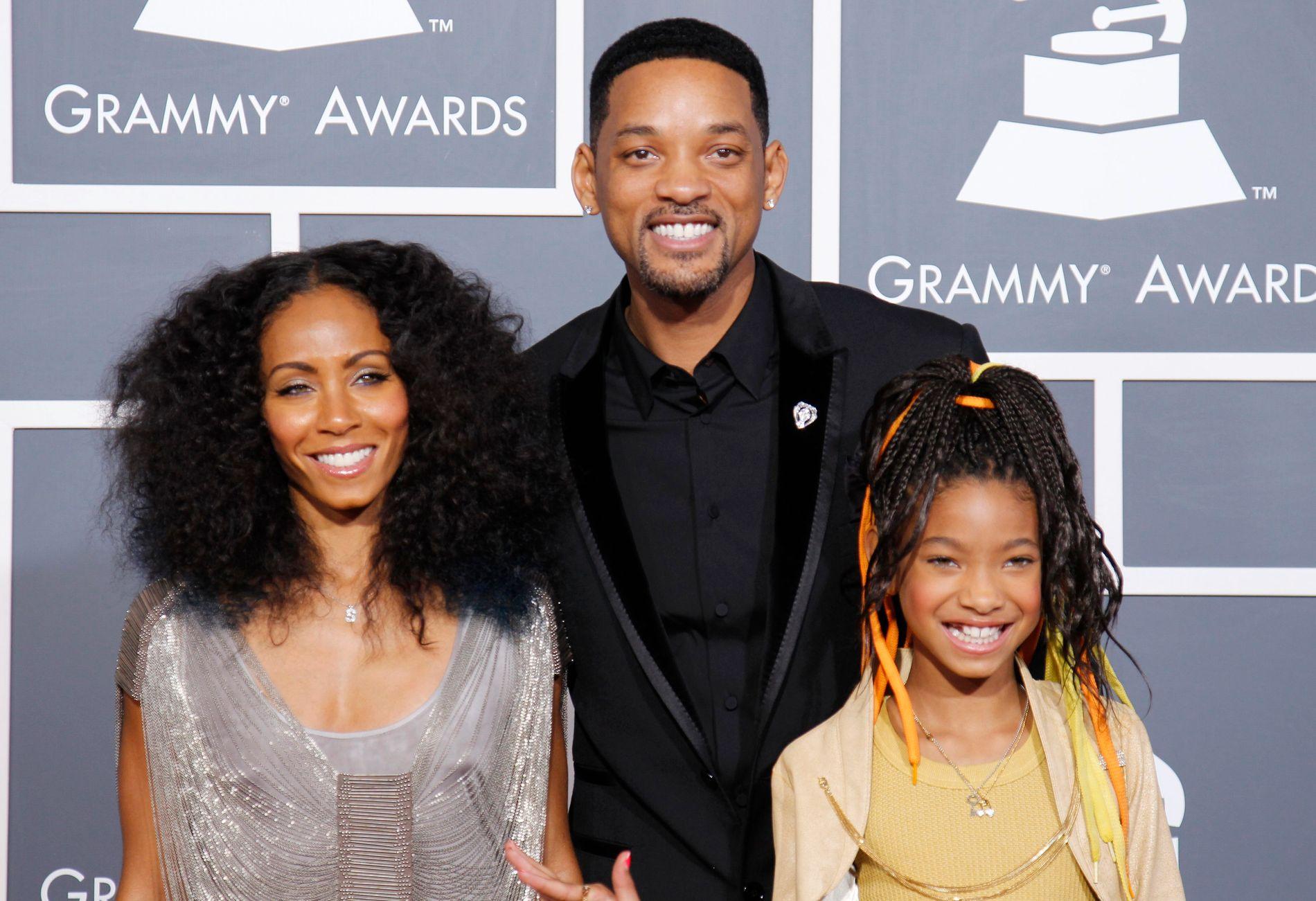 STJERNESTØTTE: Jada Pinkett Smith og Will Smith har vært gift siden 1997. Nå vil Jada satse på bergensselskapet Bipper. Det var datteren Willow som gjorde henne oppmerksom på appen bSafe.