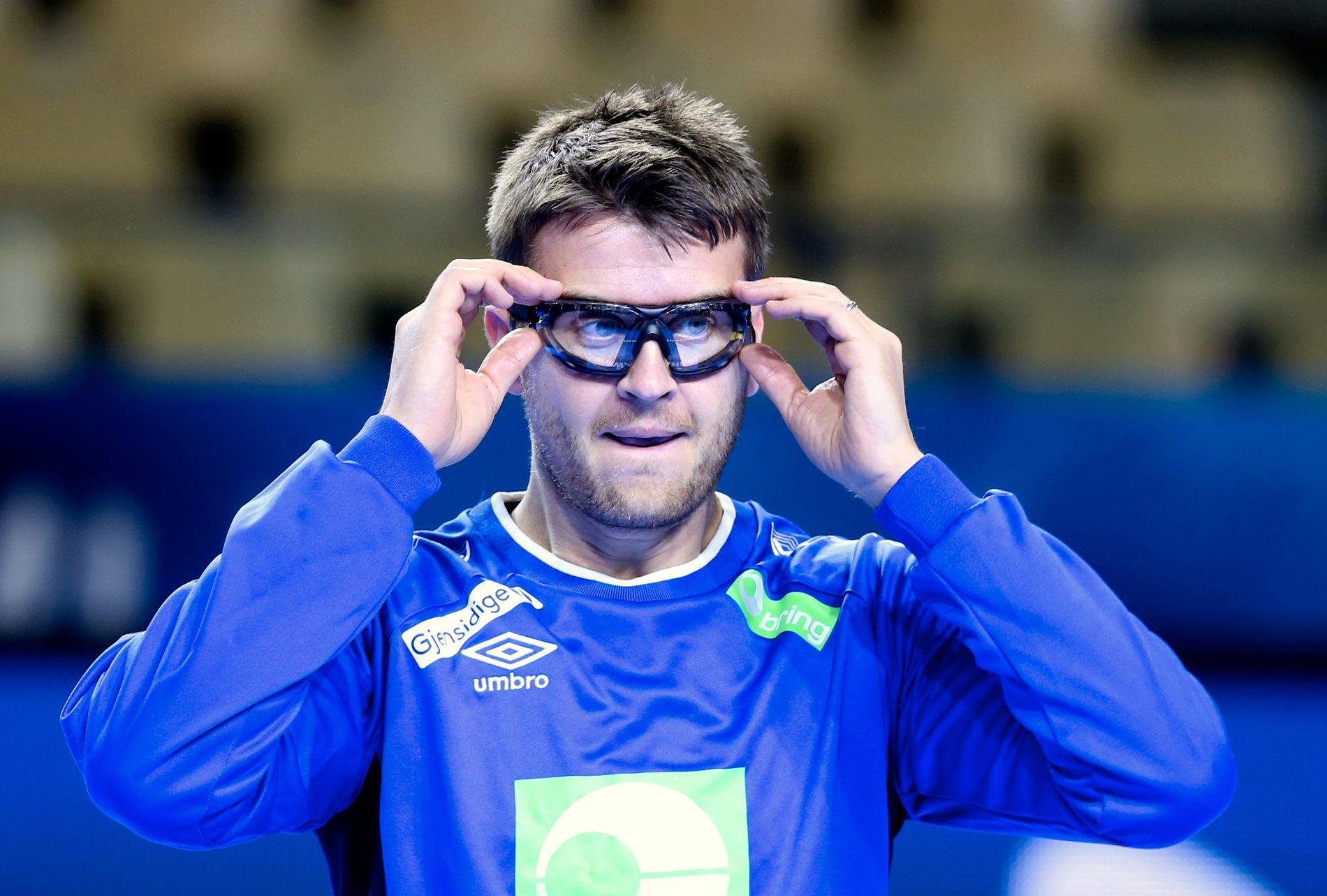 Ole Erevik spiller trolig sin siste kamp når GOG tar imot Aalborg i DM-finalen torsdag kveld.