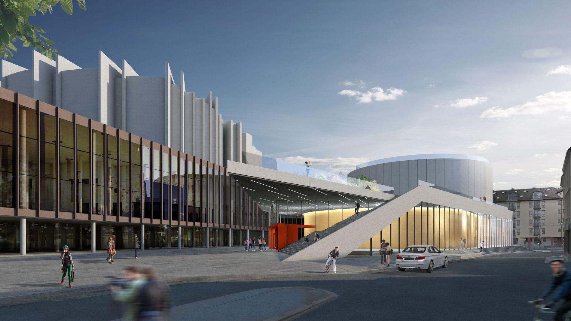 STORE PLANER: Med lanseringen av planene om et nytt operabygg, er tiden nå inne for samtidig å tenke frem en reell samordning av de to operavirksomhetene, skriver Kristin Knudsen, styreleder i Opera Bergen.