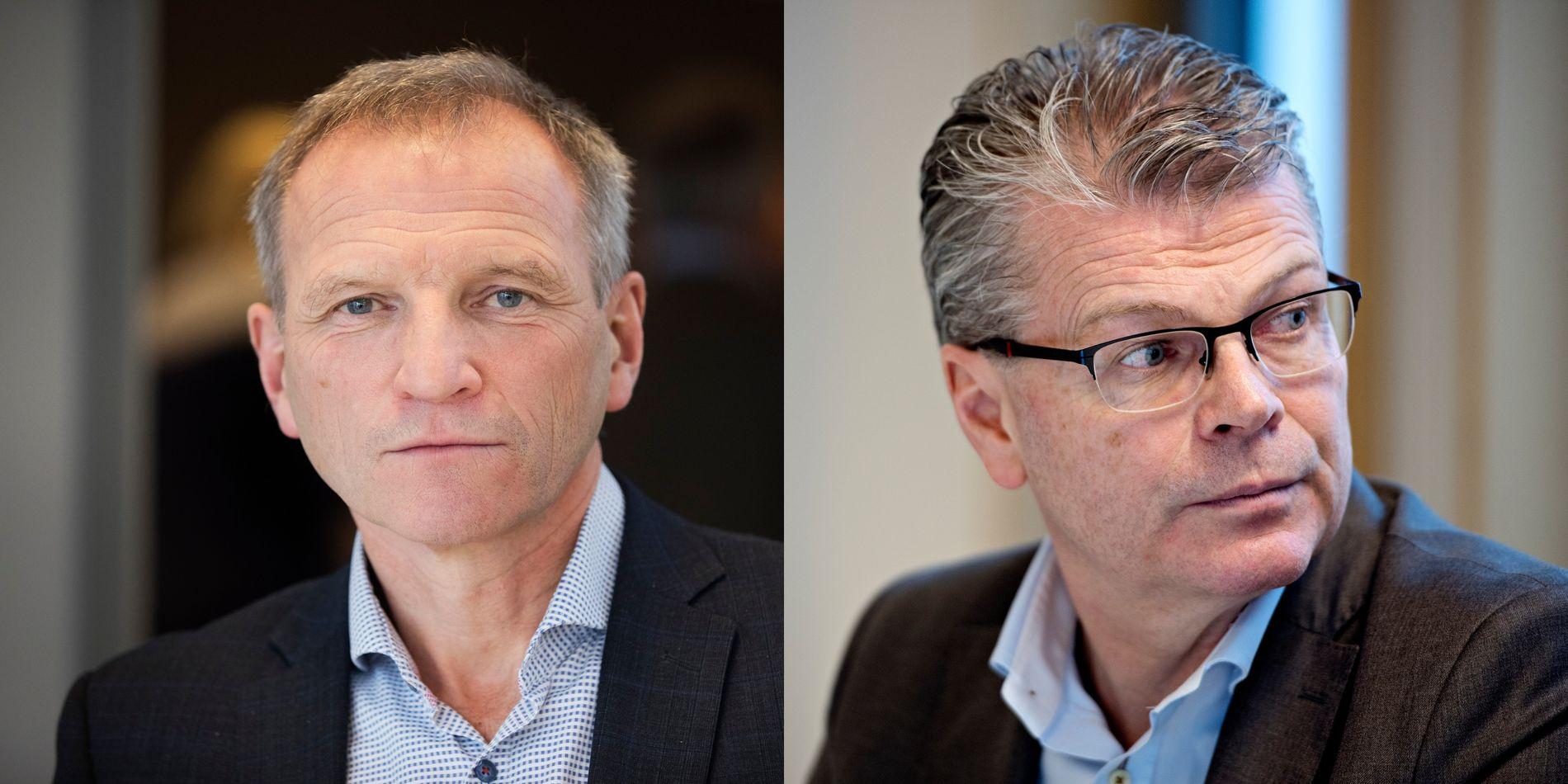 SVARAR BT-REDAKTØREN: Det er vårt ansvar å sørgje for at personopplysningar underlagt teieplikta ikkje blir formidla til norske redaksjonar, skriv Herlof Nilssen og Eivind Hansen.