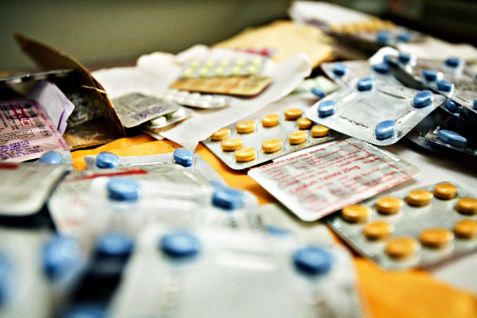 legemidler fra utlandet