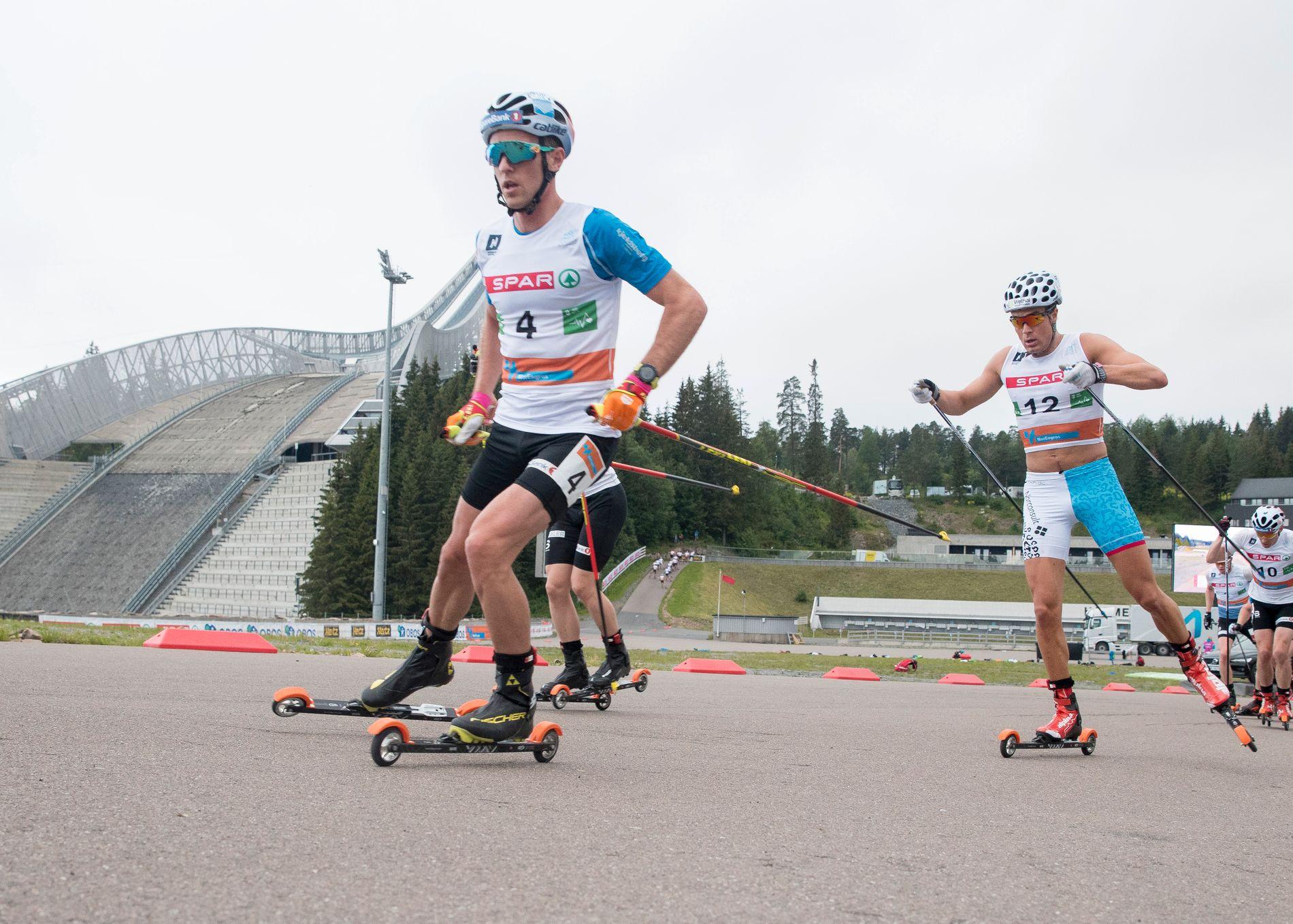 Et fall på rulleski gjør at Didrik Tønseth må stå over NM i friidrett til helgen.