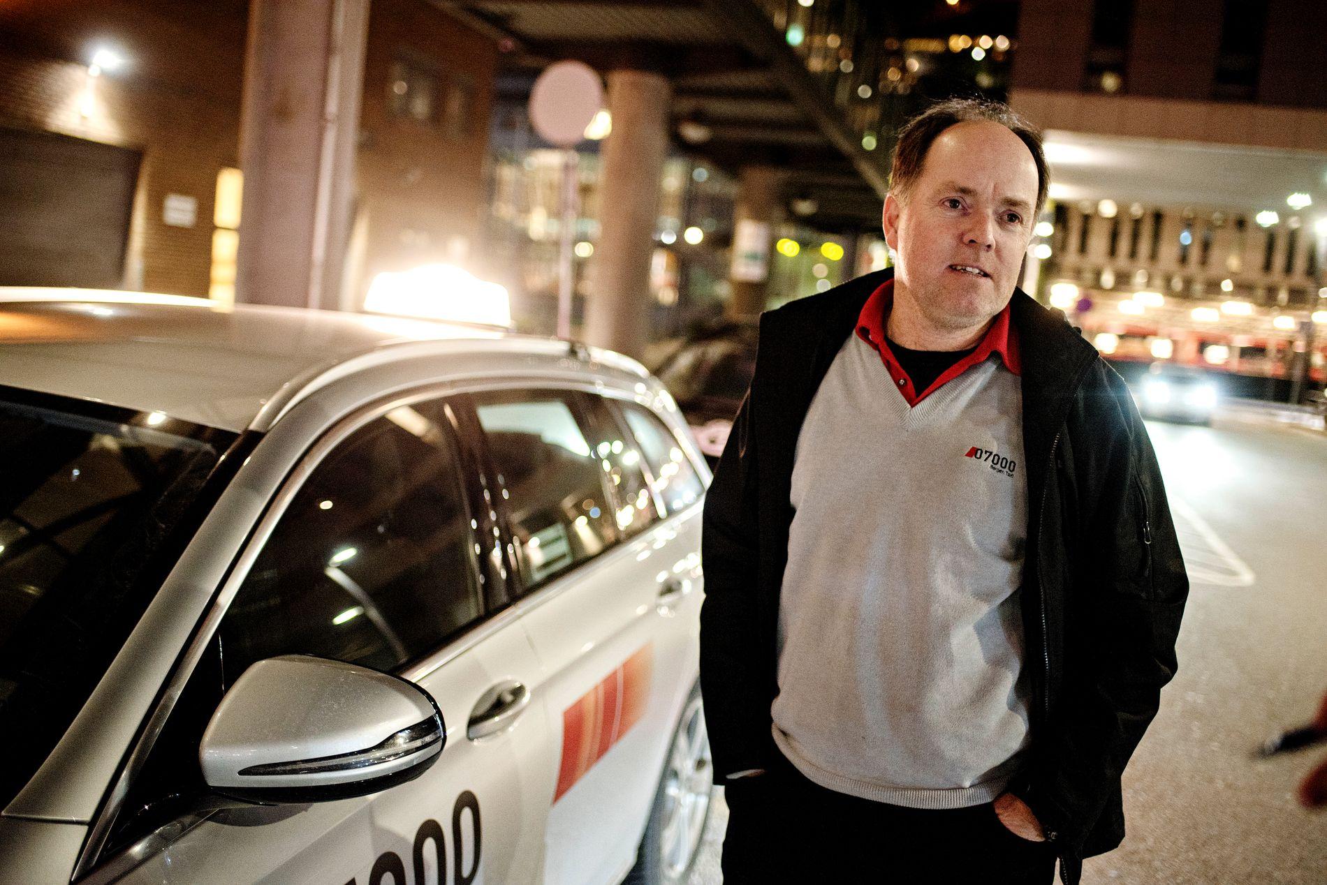 Vil fjerne alle drosjer med klimautslipp innen fire år