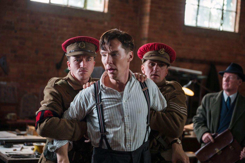 I HOVEDROLLEN: Benedict Cumberbatch (kjent fra bl.a. «Sherlock» og «The Fifth Estate») spiller den britiske matematikeren og kryptografen Alan Turing, som knekte nazistenes Enigma-kode under andre verdenskrig.