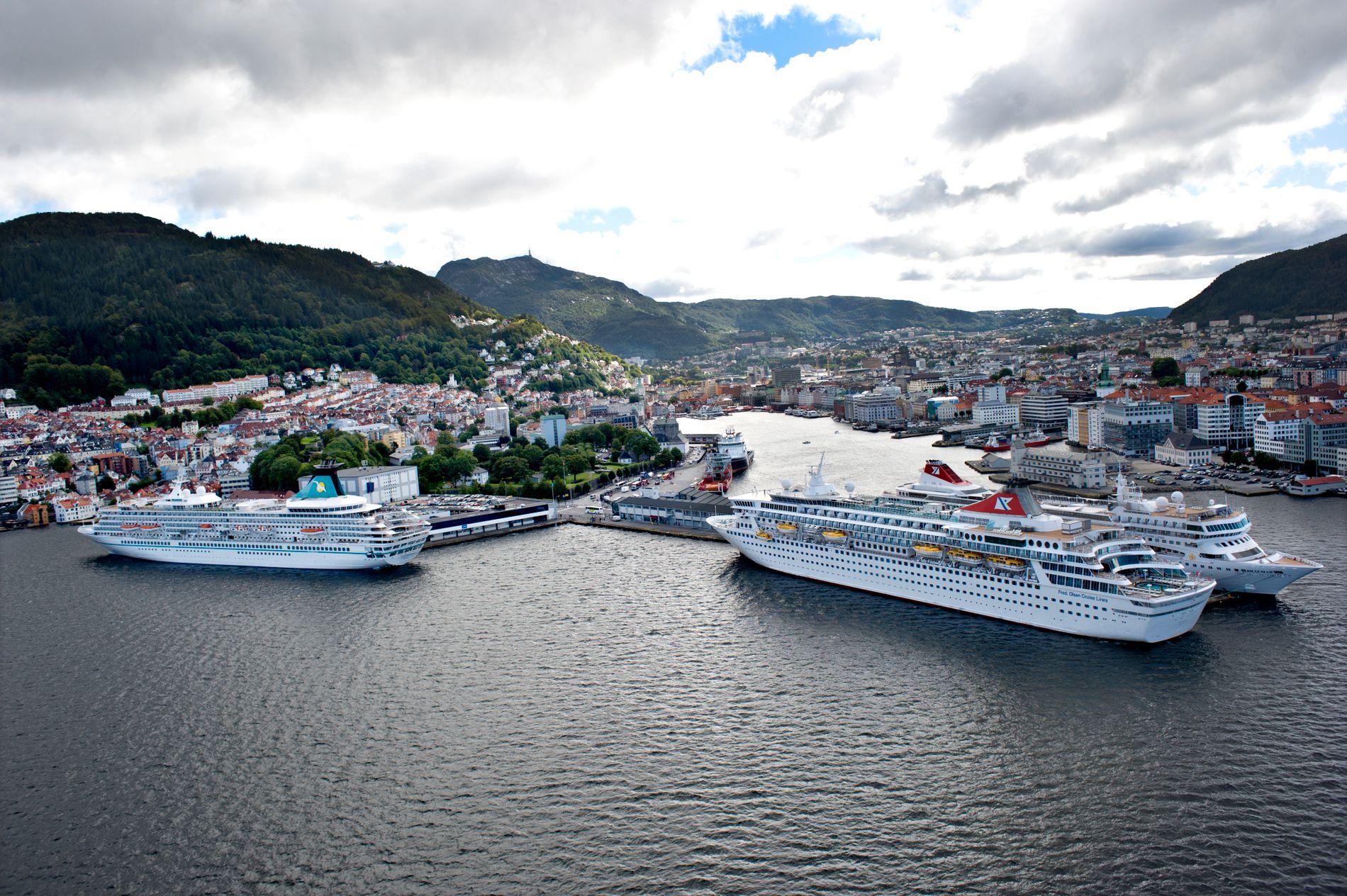 HASTER: Reiselivsnæringen kan velge bort norske fjorder hvis ikke det blir fart i arbeidet med landstrøm, skriver Bellona i dette innlegget.
