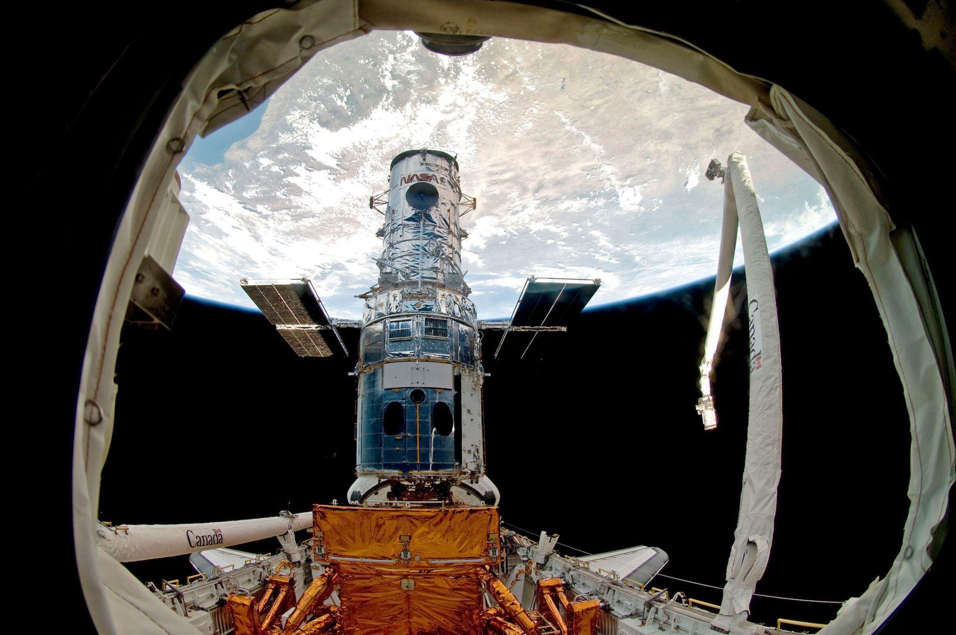 HUBBLE: En av «Neste steg»-konsertene vil akkompagneres av bilder tatt med Hubble-teleskopet.