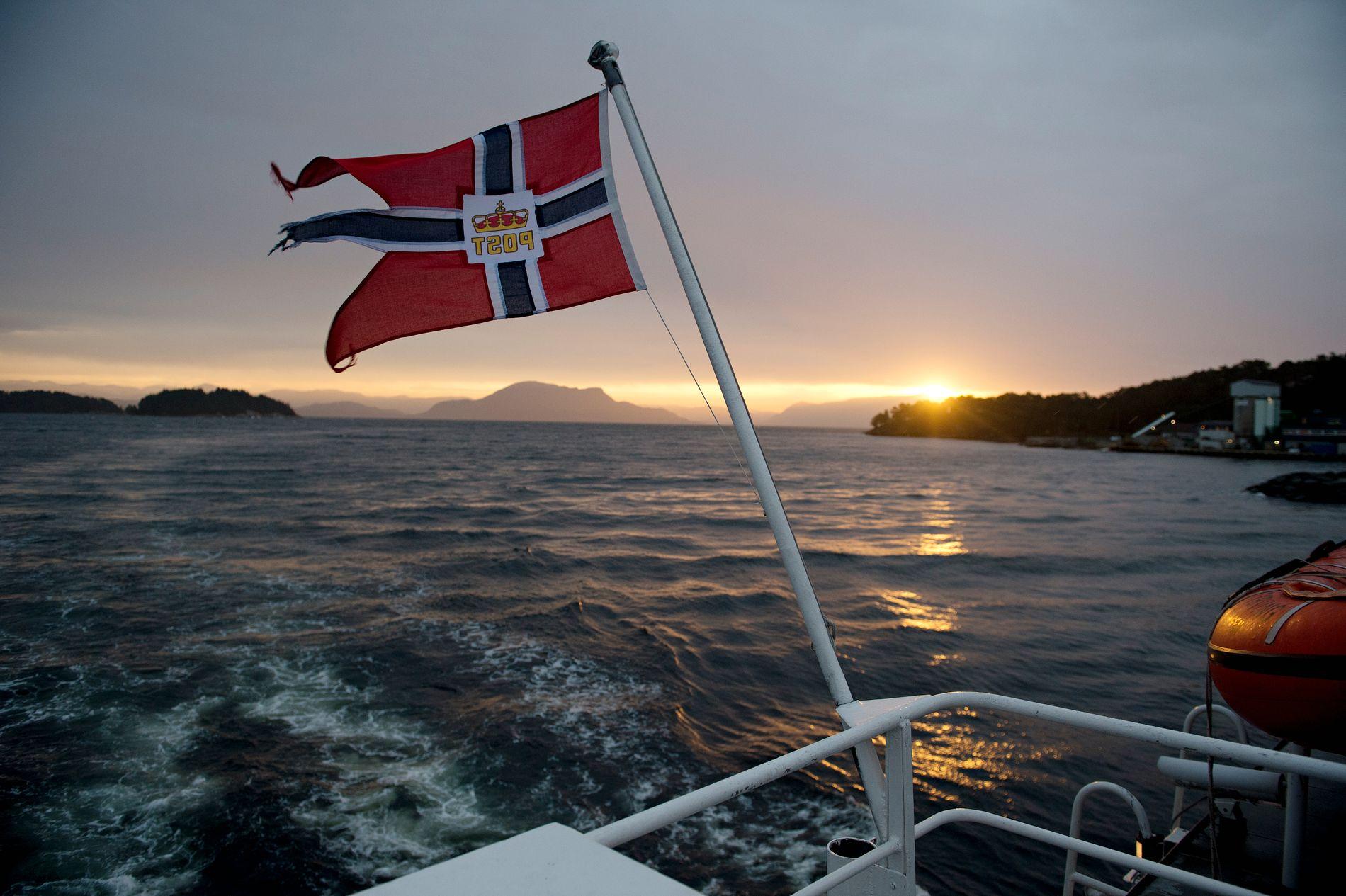 EKSPORTLAND: Noreg er avhengig av at Vestlandet lykkast. Det er Vestlandets sterkaste kort i kampen for framtida, òg den politiske kampen, skriv BT-kommentator Hans K. Mjelva.
