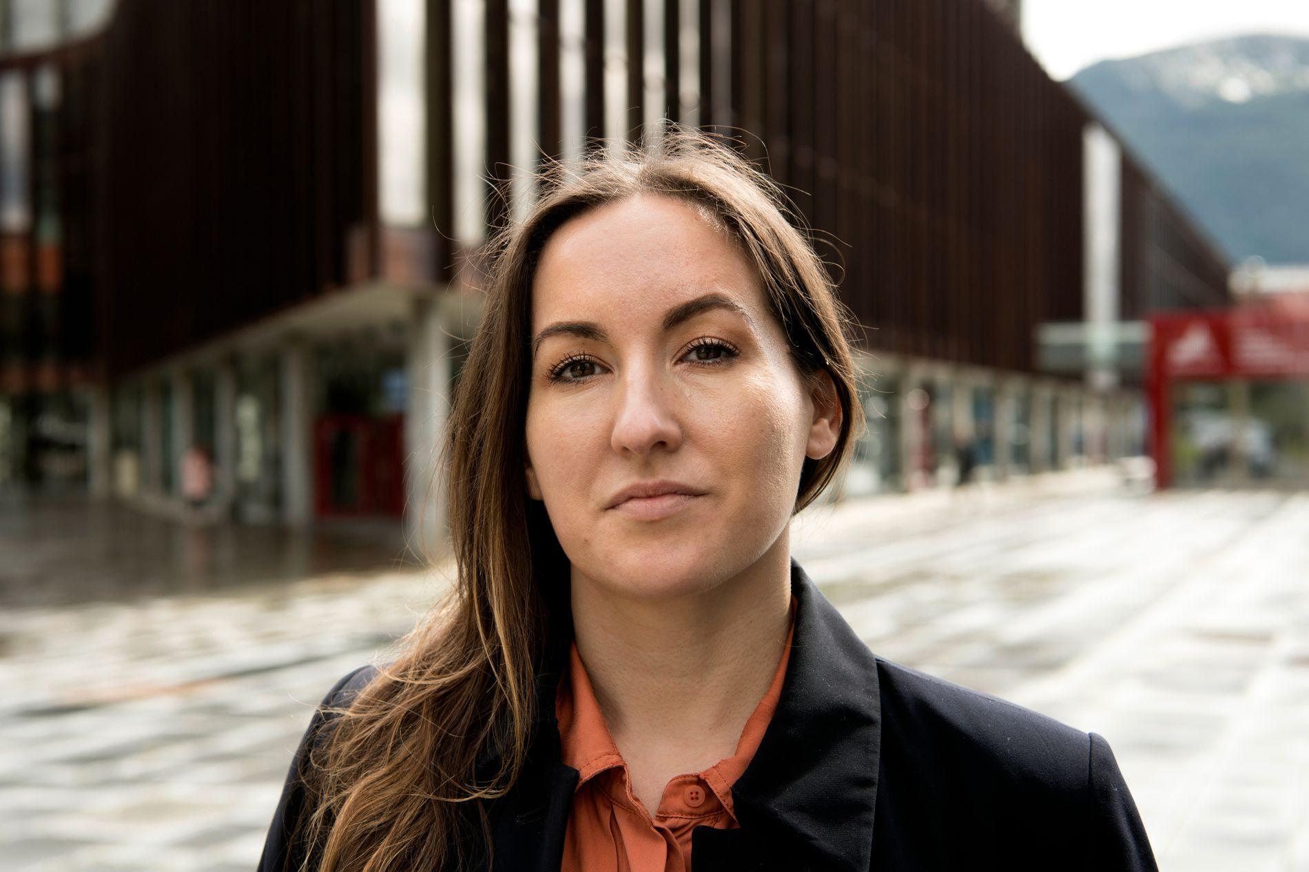 PANELDELTAKER: Eva Oulie Alvarez, arkitekt og leder av Bergen Arkitektforening.
