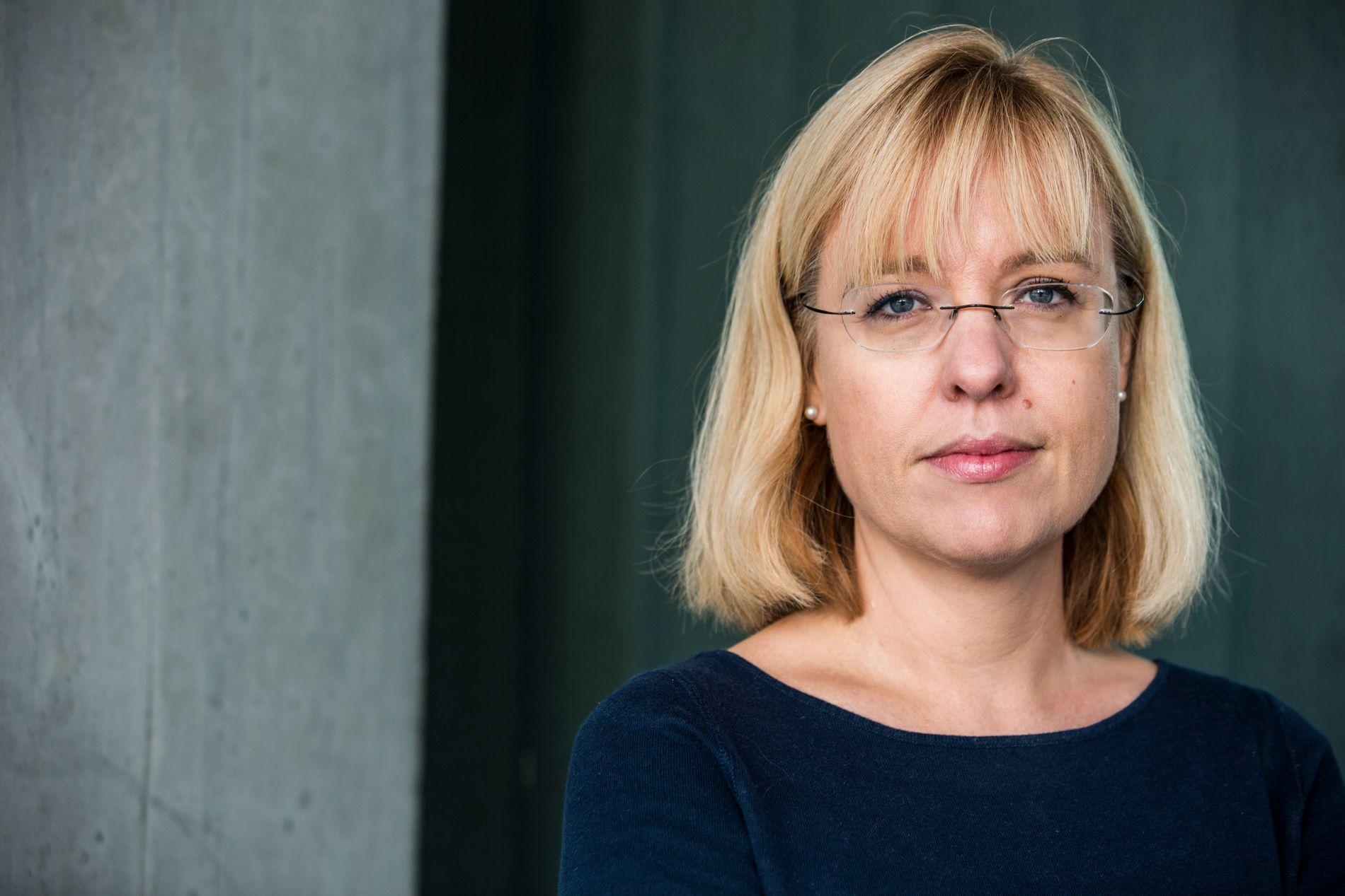 Språkdirektør Åse Wetås mener staten har et ansvar for å velge navn som tydelig viser hva selskapet driver med. Arkivfoto: Mariam Butt / NTB scanpix