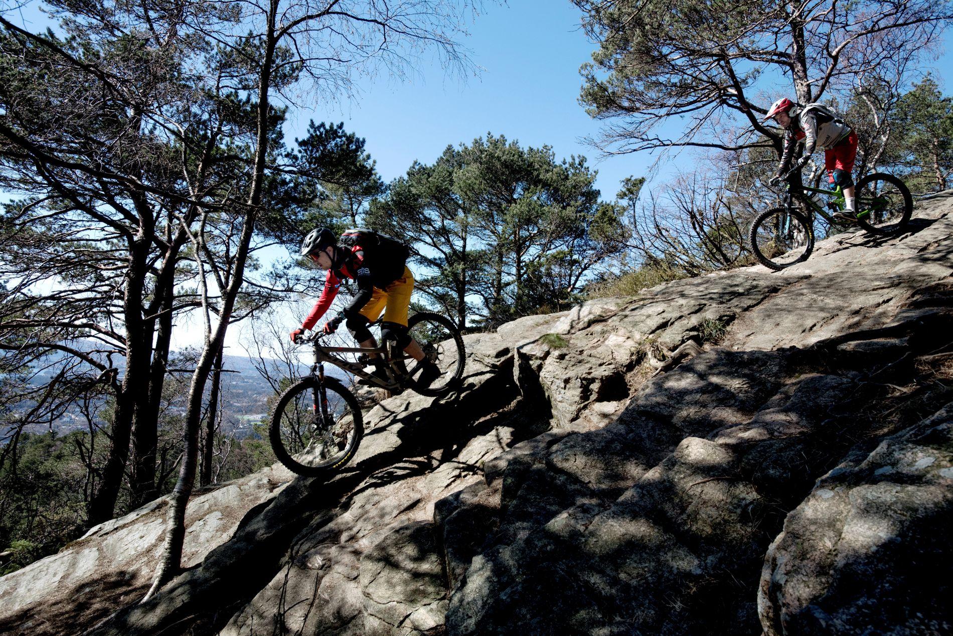MÅ BLI LOV: Norsk organisasjon for terrengsykling er kritisk til å innføre nye sykkelforbud i over halvparten av de bynære friområdene.