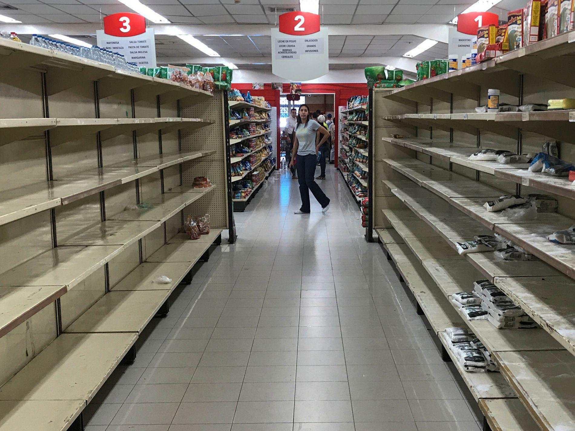 TOMME HYLLER: Sanksjonsregimet mot Venezuela vil forverre situasjonen i landet, mener innsenderen.