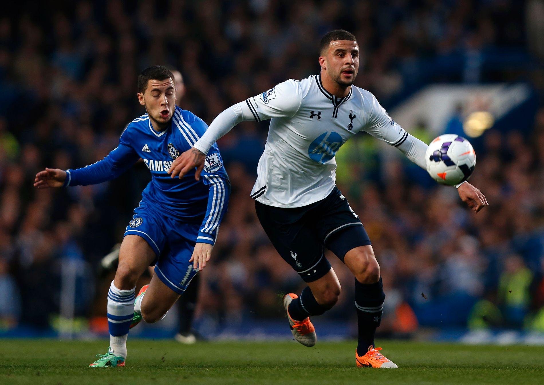 England-back Kyle Walker er koblet til Manchester City.