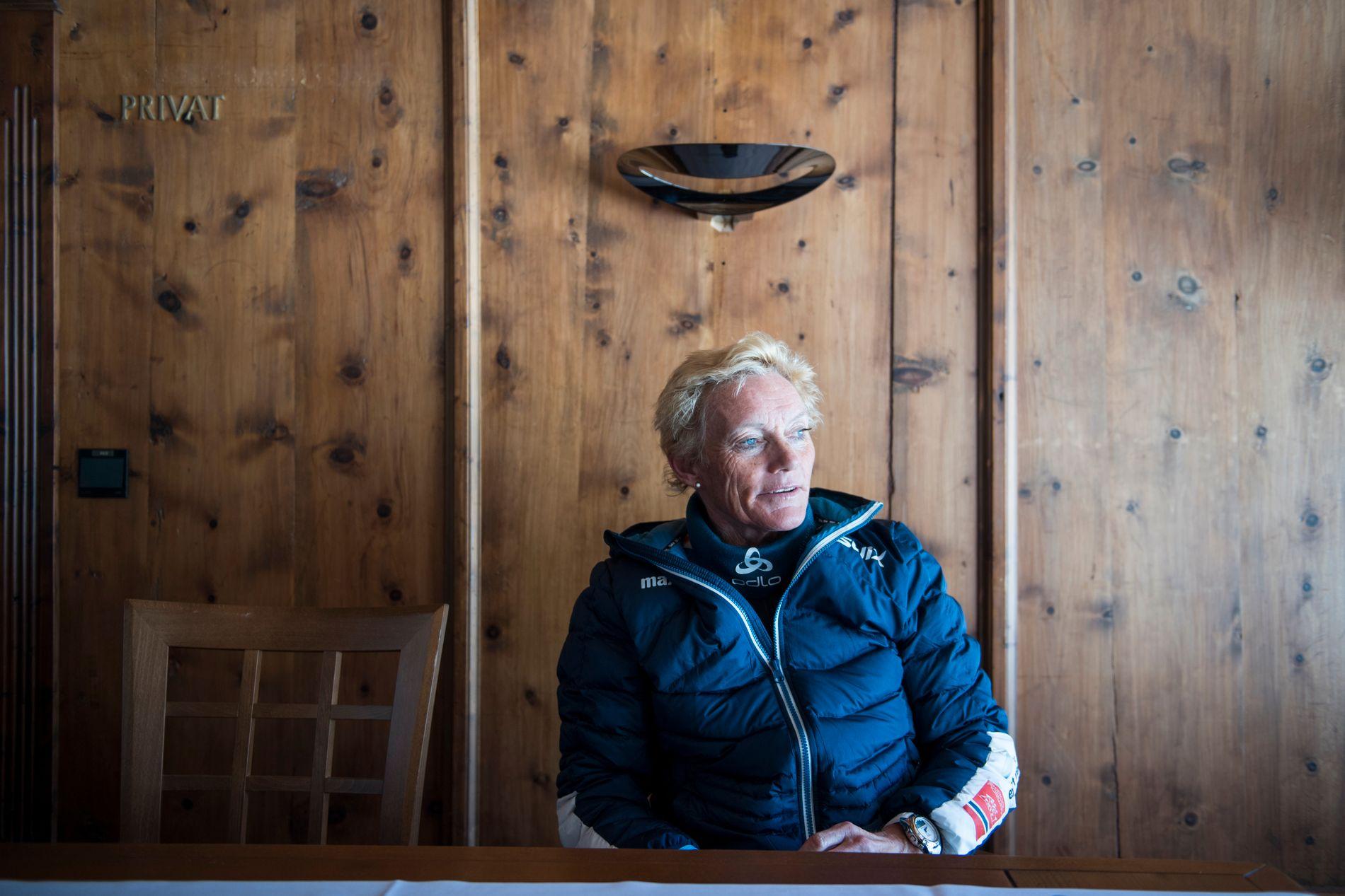 Anette Bøe har opplevd både oppturer og nedturer etter at hun la opp som skiløper i 1989.
