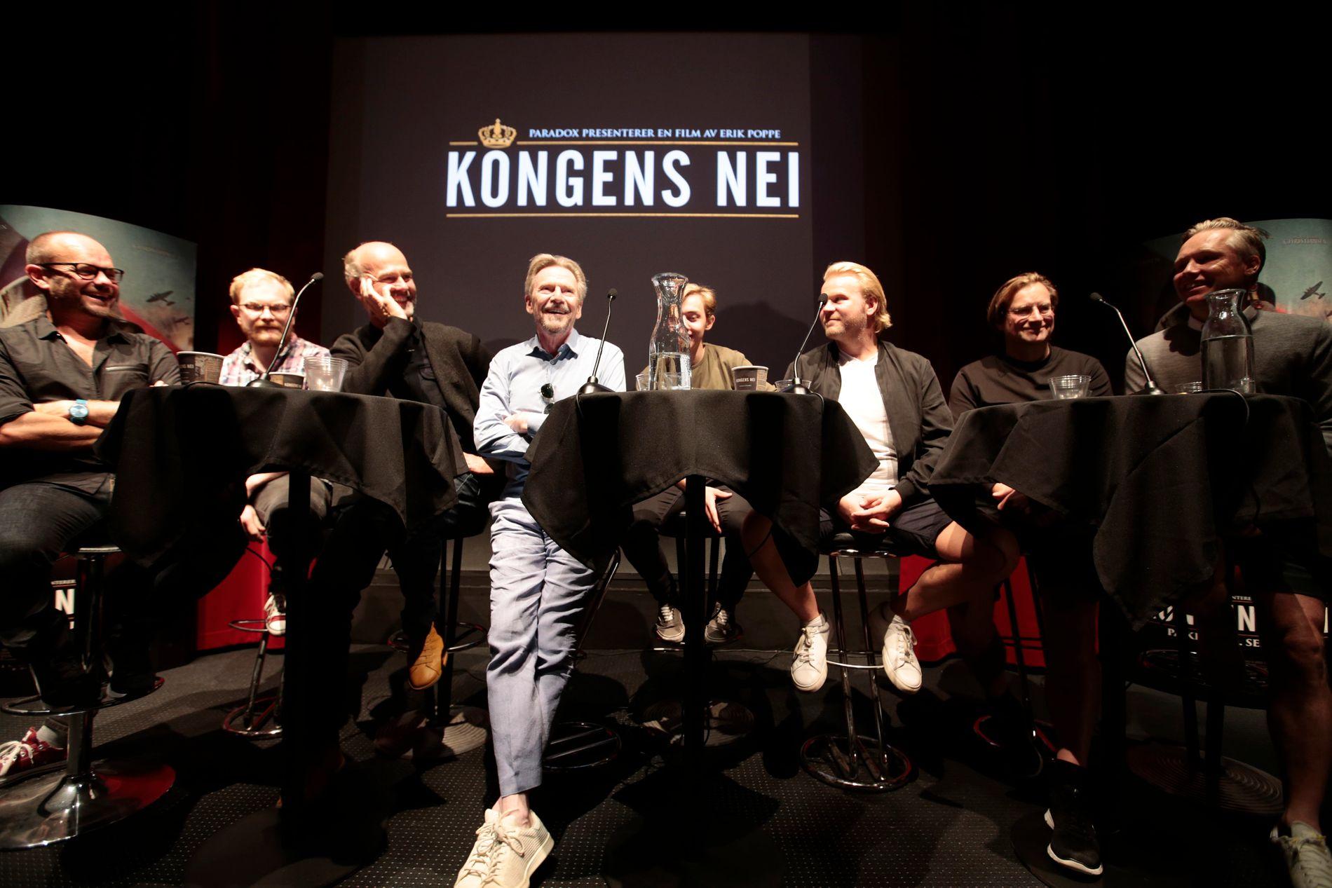 KRAV: Den norske filmbransjen ber politikere ilegge nettleverandører, som Get og Altibox, en ekstra avgift for å finansiere norsk film.