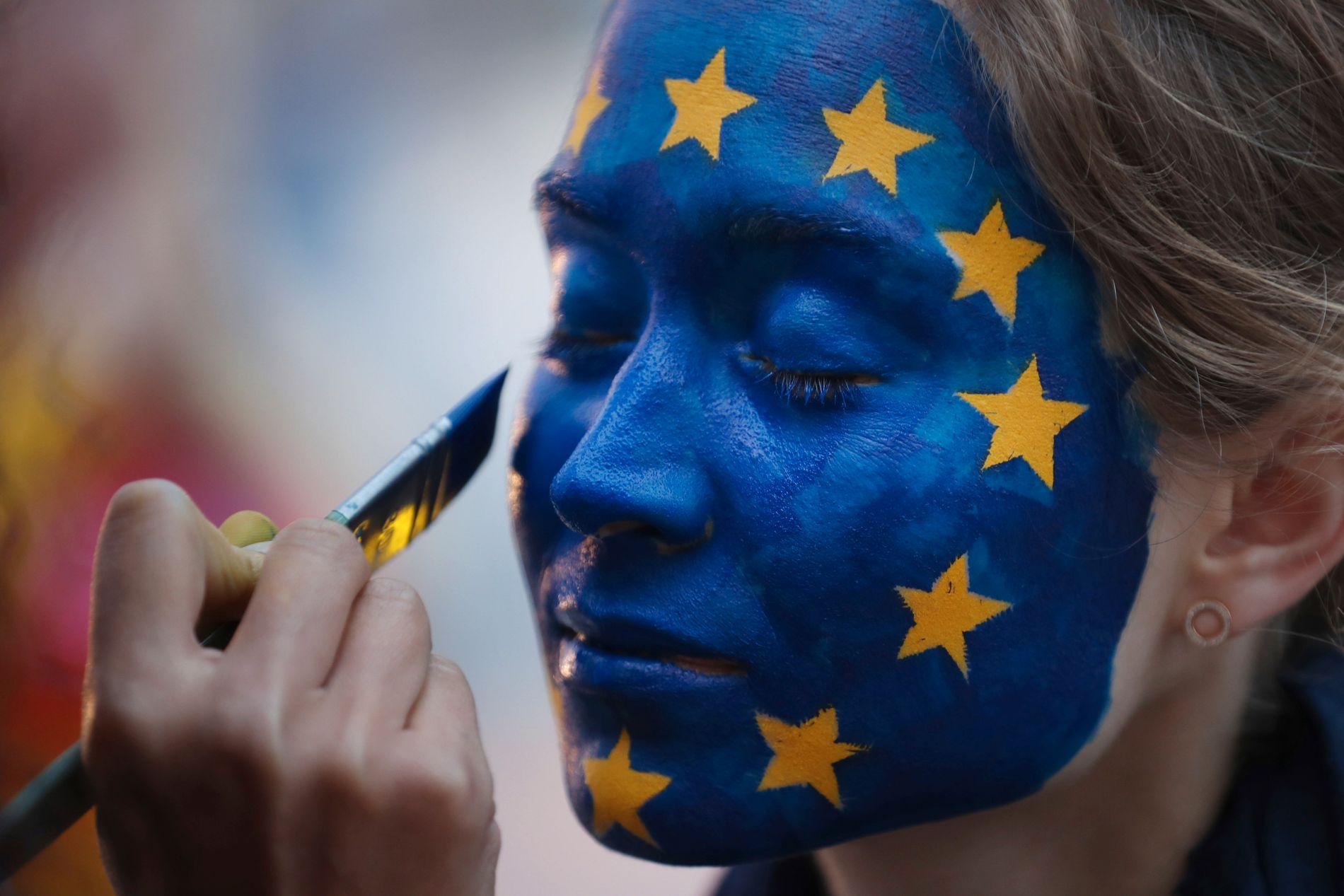 VINNARANE: – Dei store vinnarane av valet til EU-parlamentet var dei grøne og dei liberale partigruppene, skriv Morten Myksvoll.