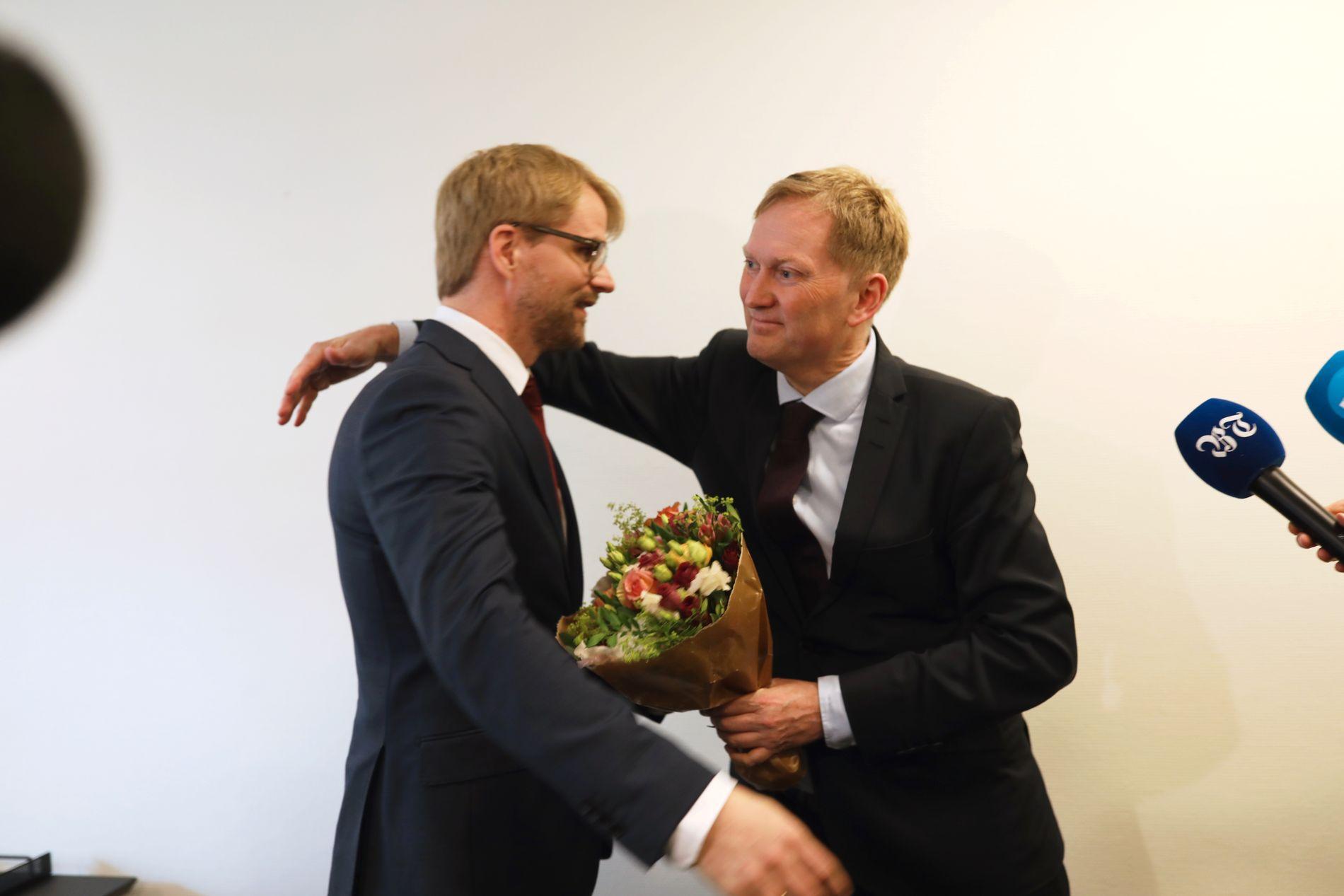 NY BYRÅDSLEDER: Roger Valhammer er nå byrådsleder i Bergen. I beste fall kan et nytt fjes få byrådet til å fremstå som noe nytt og spennende, selv om politikken er den samme.