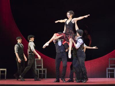 Acostas Danzas «Carmen»