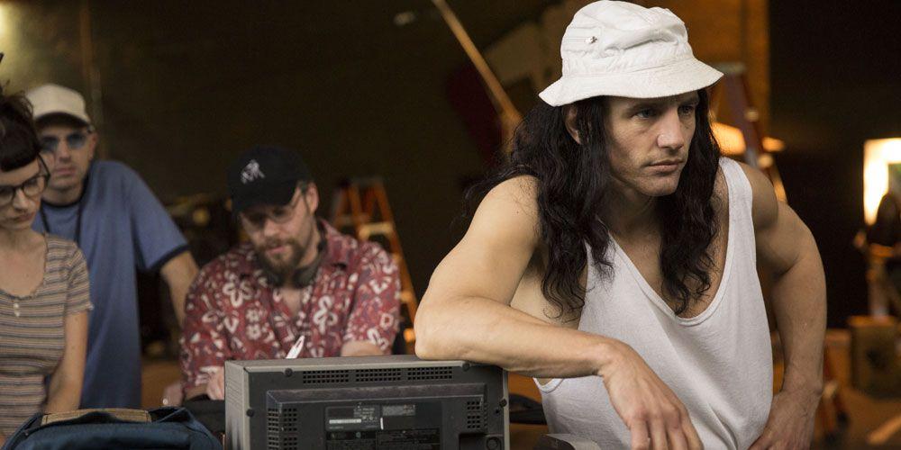 e8188d41 VERDENS TROLIG VERSTE FILM: James Franco spiller Tommy Wiseau. byoutline  Filmweb