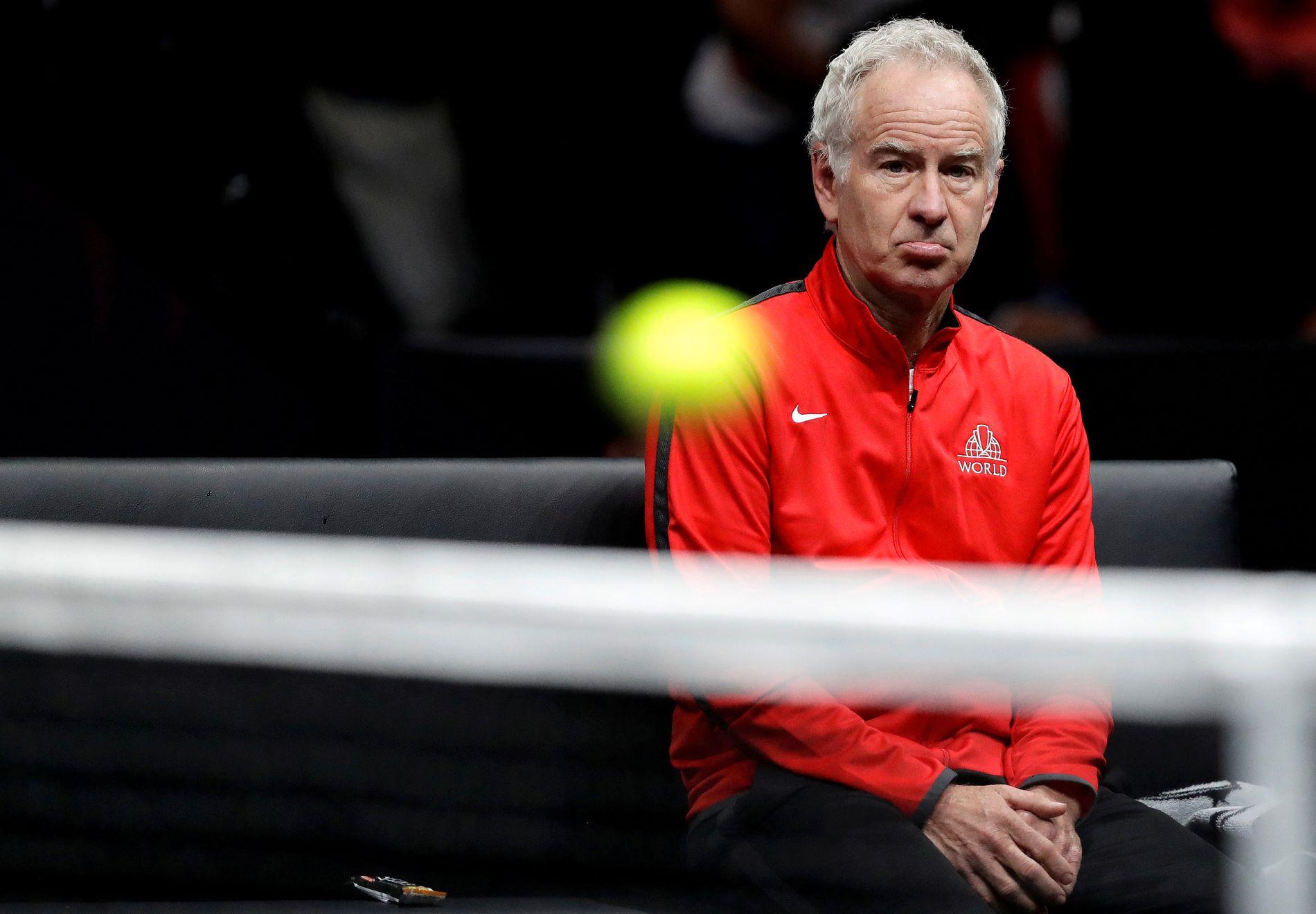 John McEnroe hadde ikke sett for seg prestasjonen til Halep.