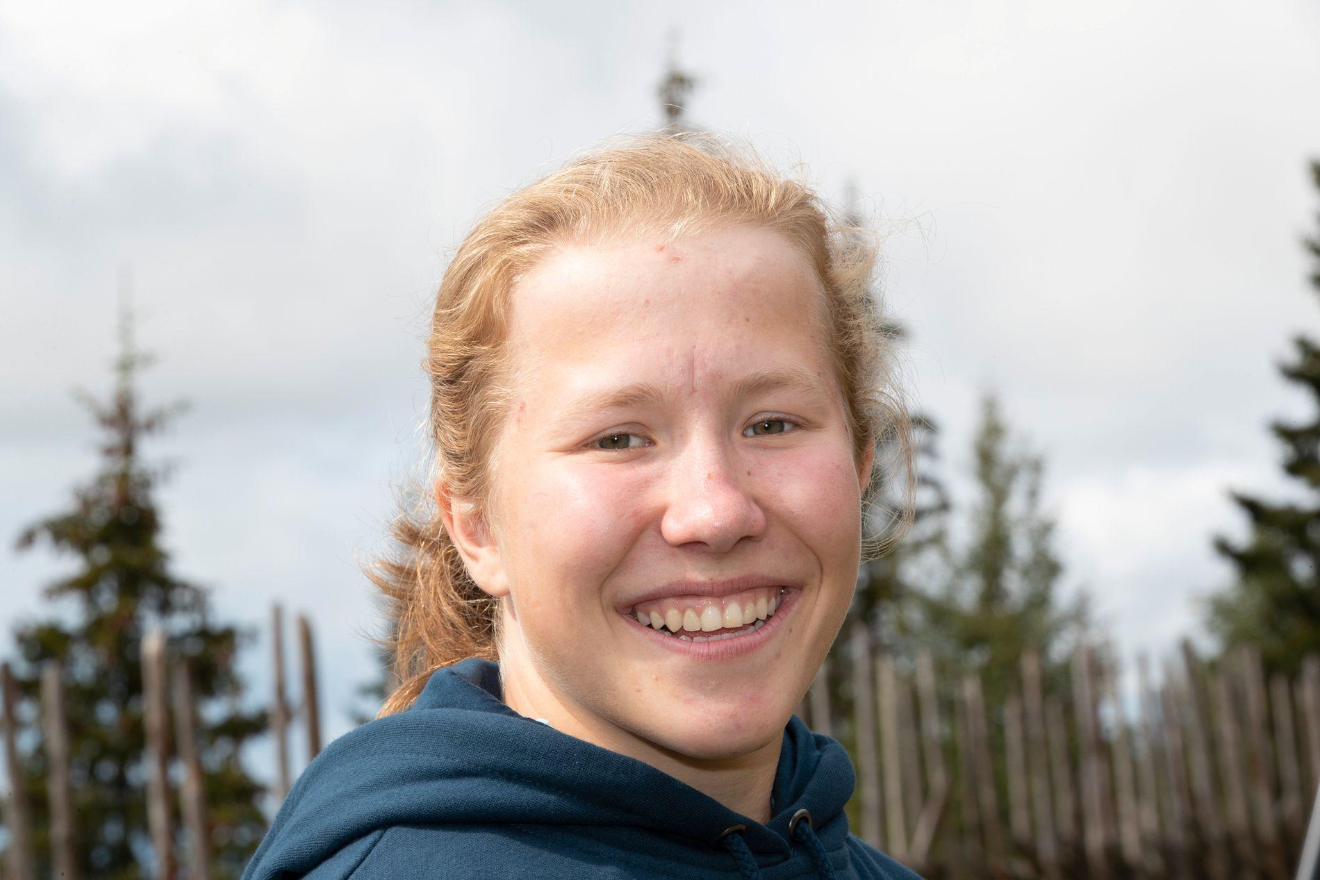 Helene Marie Fossesholm tok medalje i VM.