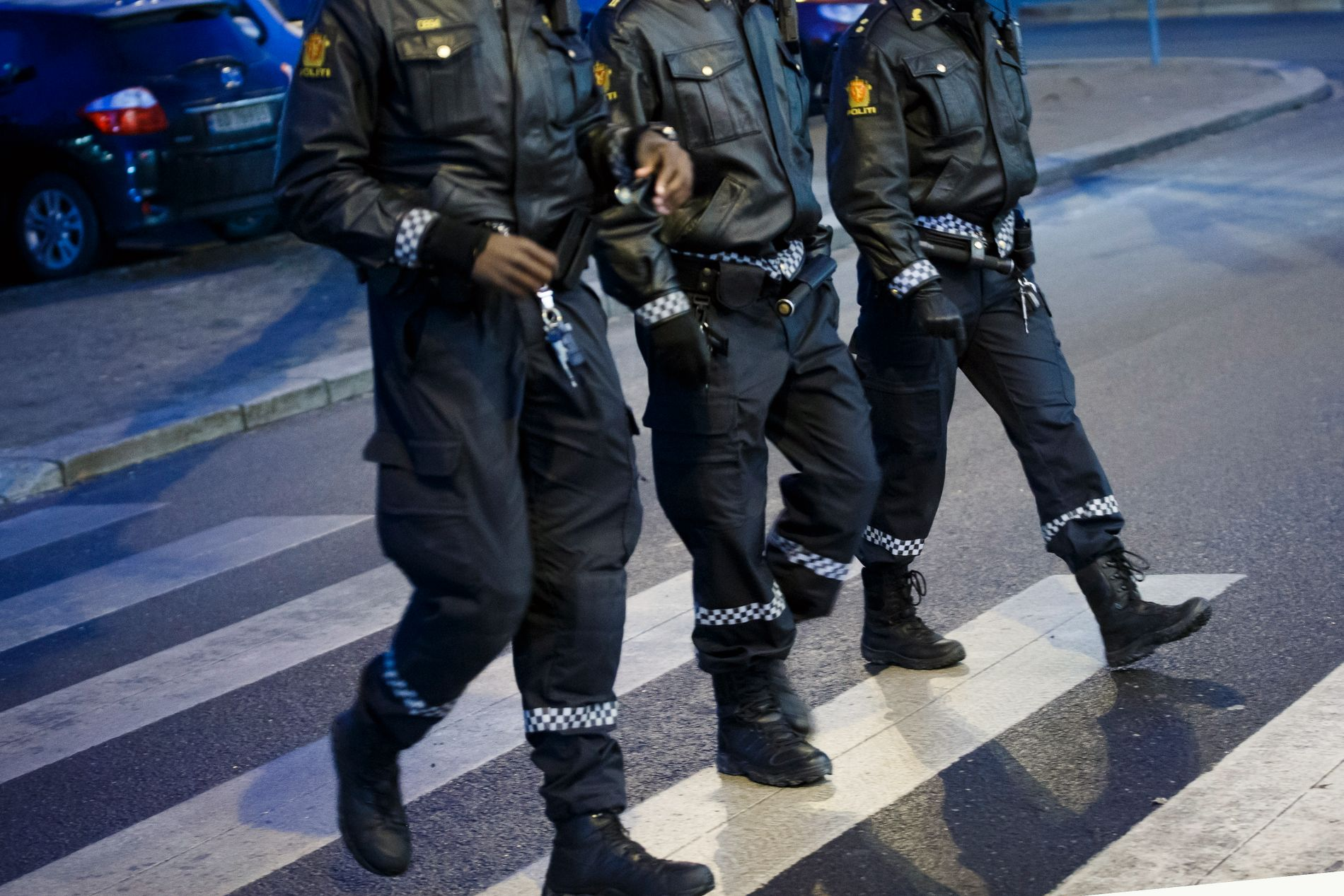 MANGE MENN: Dagens ledergrupper i politiet er for ensformige, tross ambisiøse målsettinger om 40 prosent kvinnelige ledere, skriver Tatjana Knappen.
