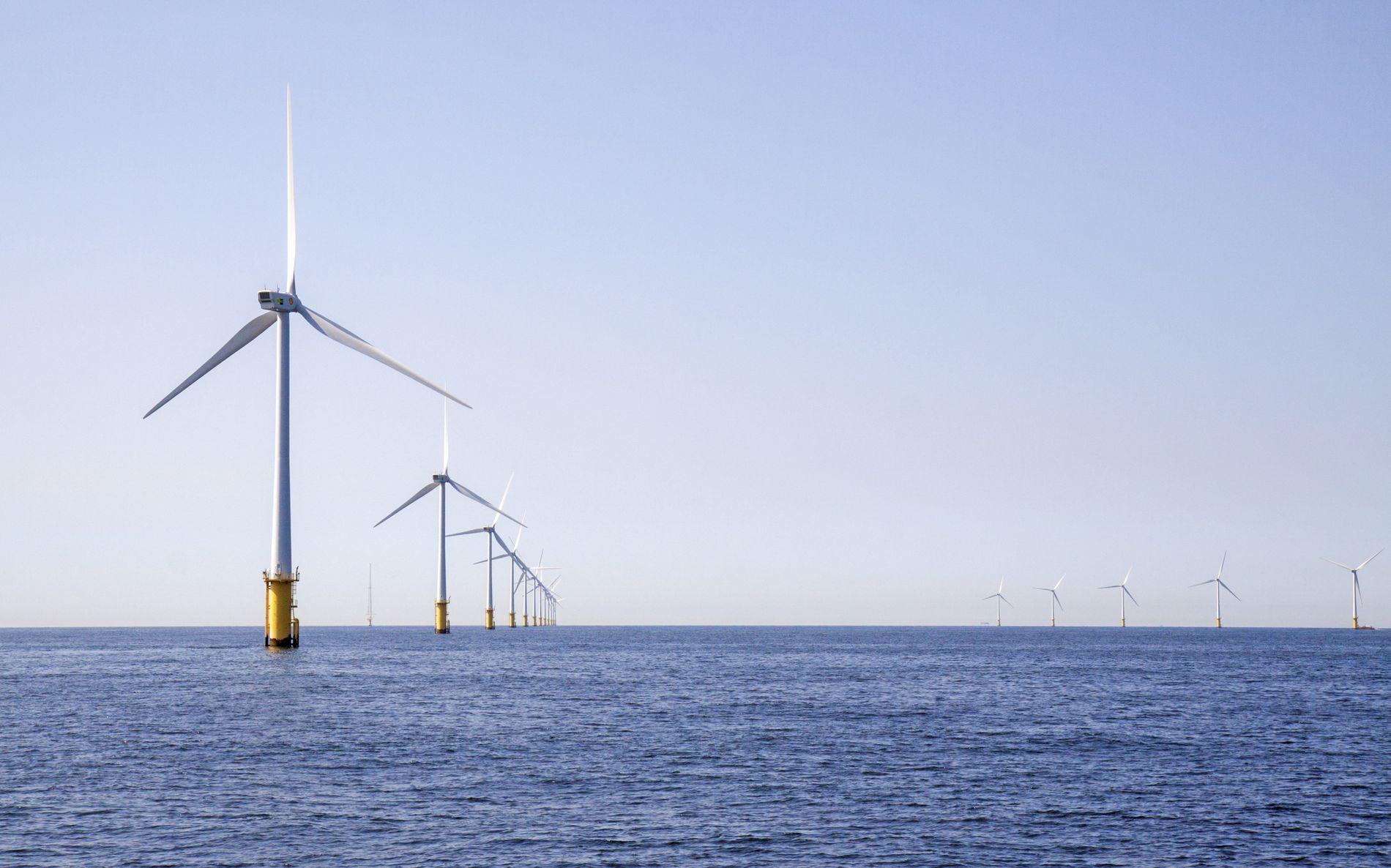 GODT UTGANGSPUNKT: Markedet for flytende havvind er under etablering flere steder i verden. Norge har et fantastisk utgangspunkt for å ta en lederrolle både nasjonalt og globalt, også på dette feltet, skriver innsenderne.