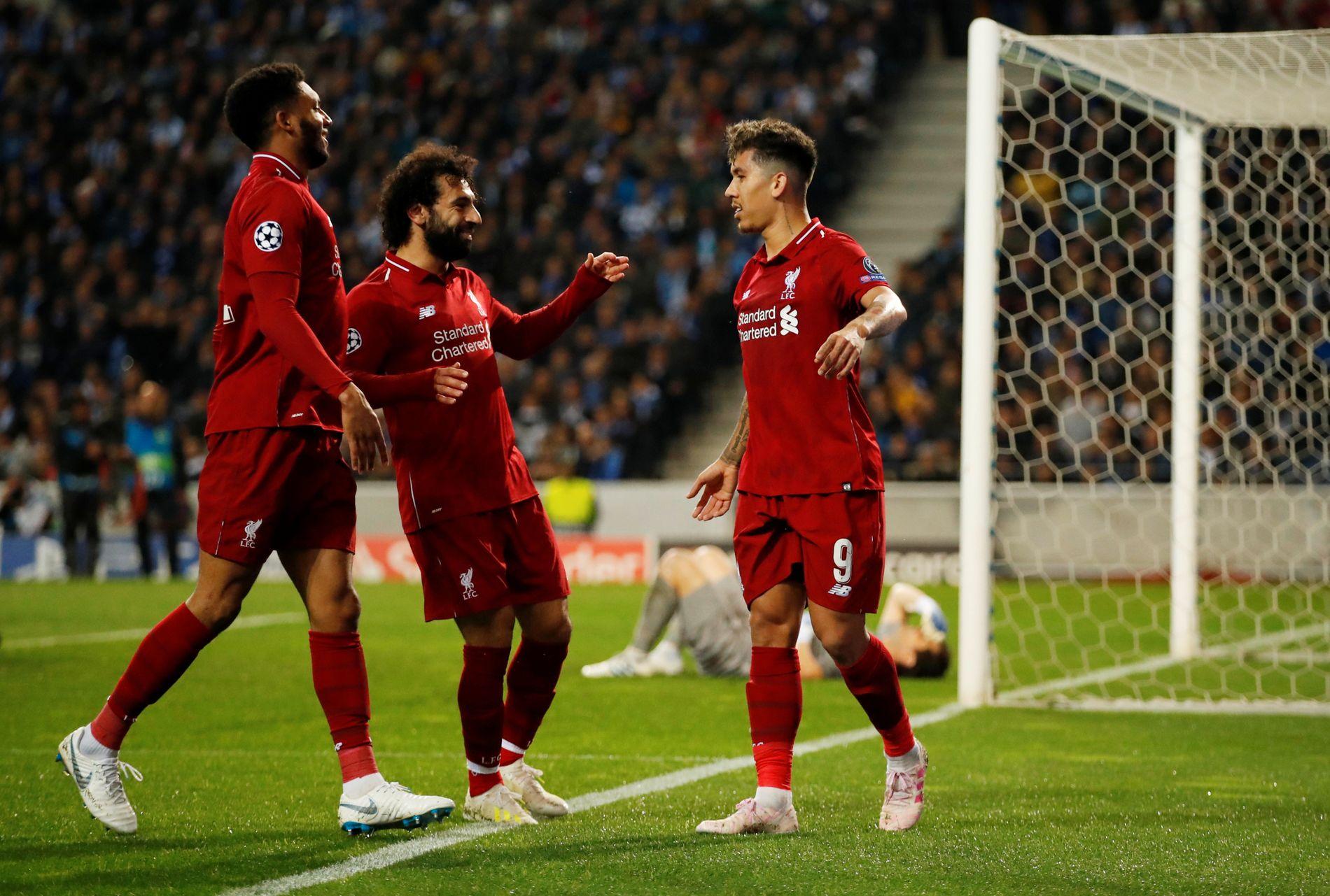 Ifølge Viasat-ekspert Ronny Deila startet Liverpool på hæla. Til slutt ble det en maktdemonstrasjon for Merseyside-klubben.
