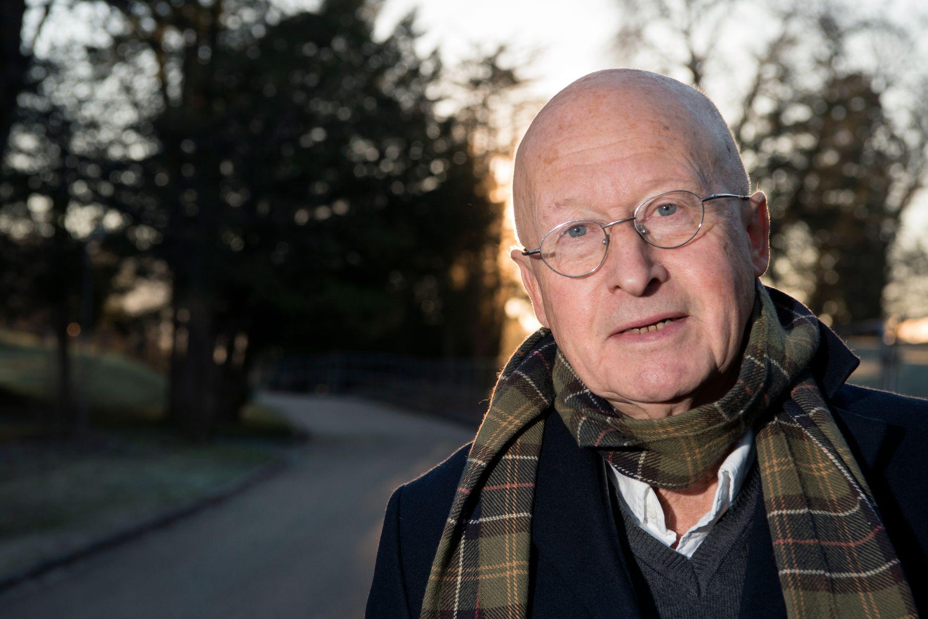 Geir Kjell Andersland.