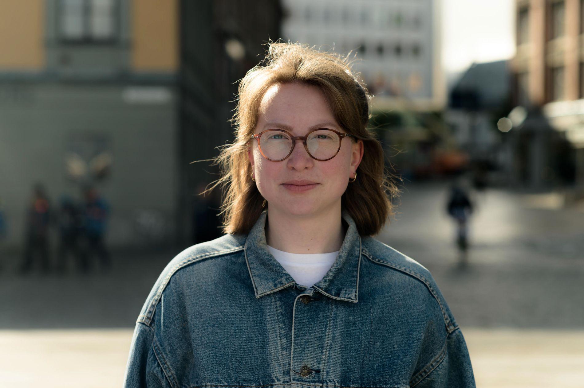 Eline Aresdatter Haakestad i MDG