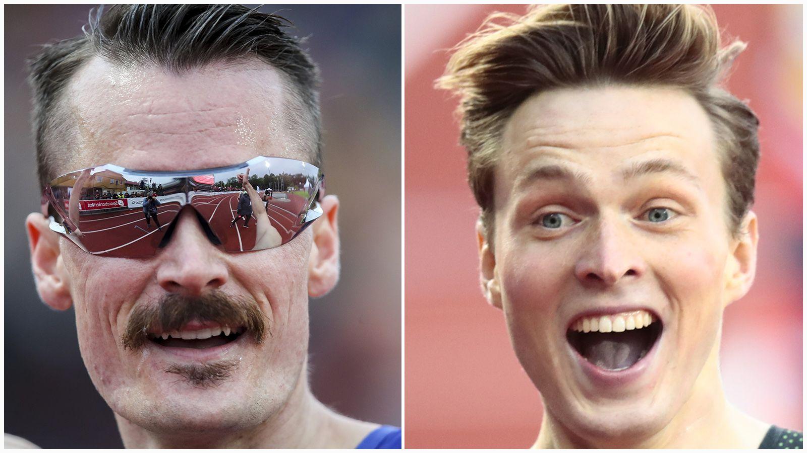 Henrik Ingebrigtsen og Karsten Warholm ga hverandre ros etter råsterke prestasjoner i Bislett Games.