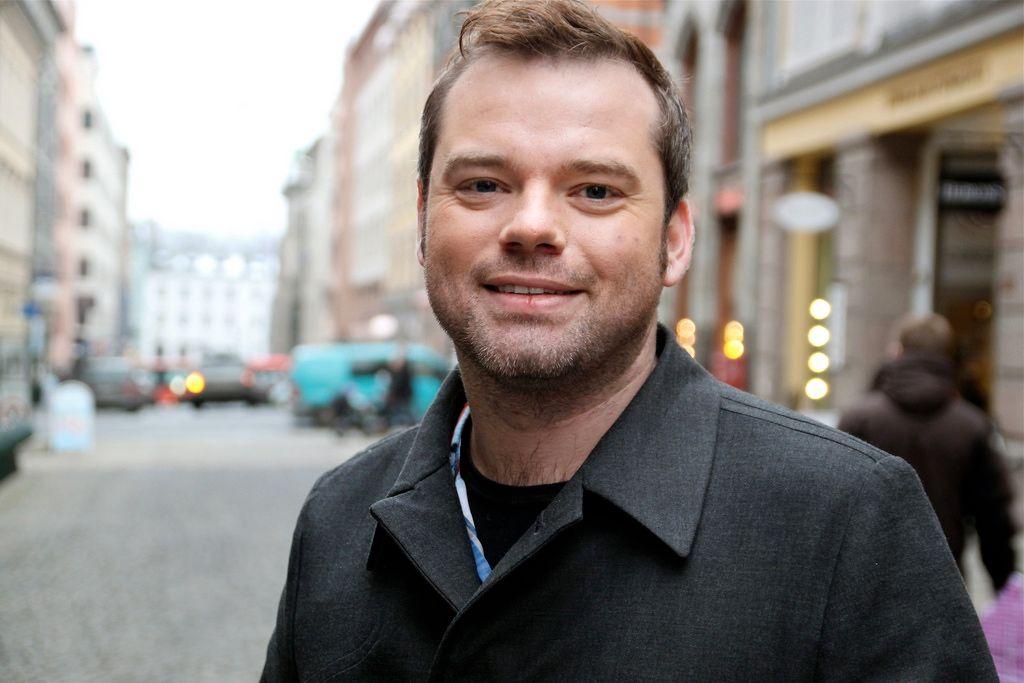 Bård Nylund er leder i Landsforeningen for lesbiske, homofile, bifile og transpersoner.