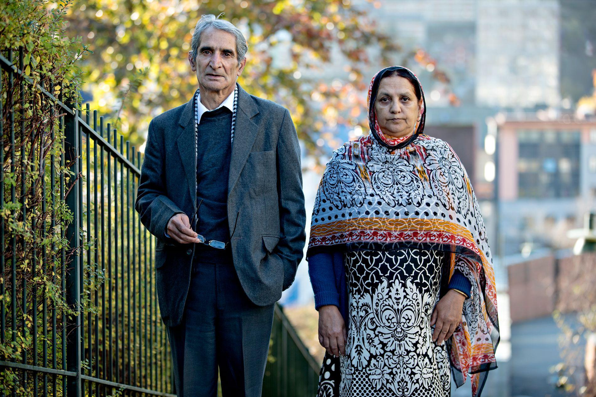 2017: Parveena Ahangar og Parvez Imroz mottok Raftoprisen for sitt arbeid i Kashmir.