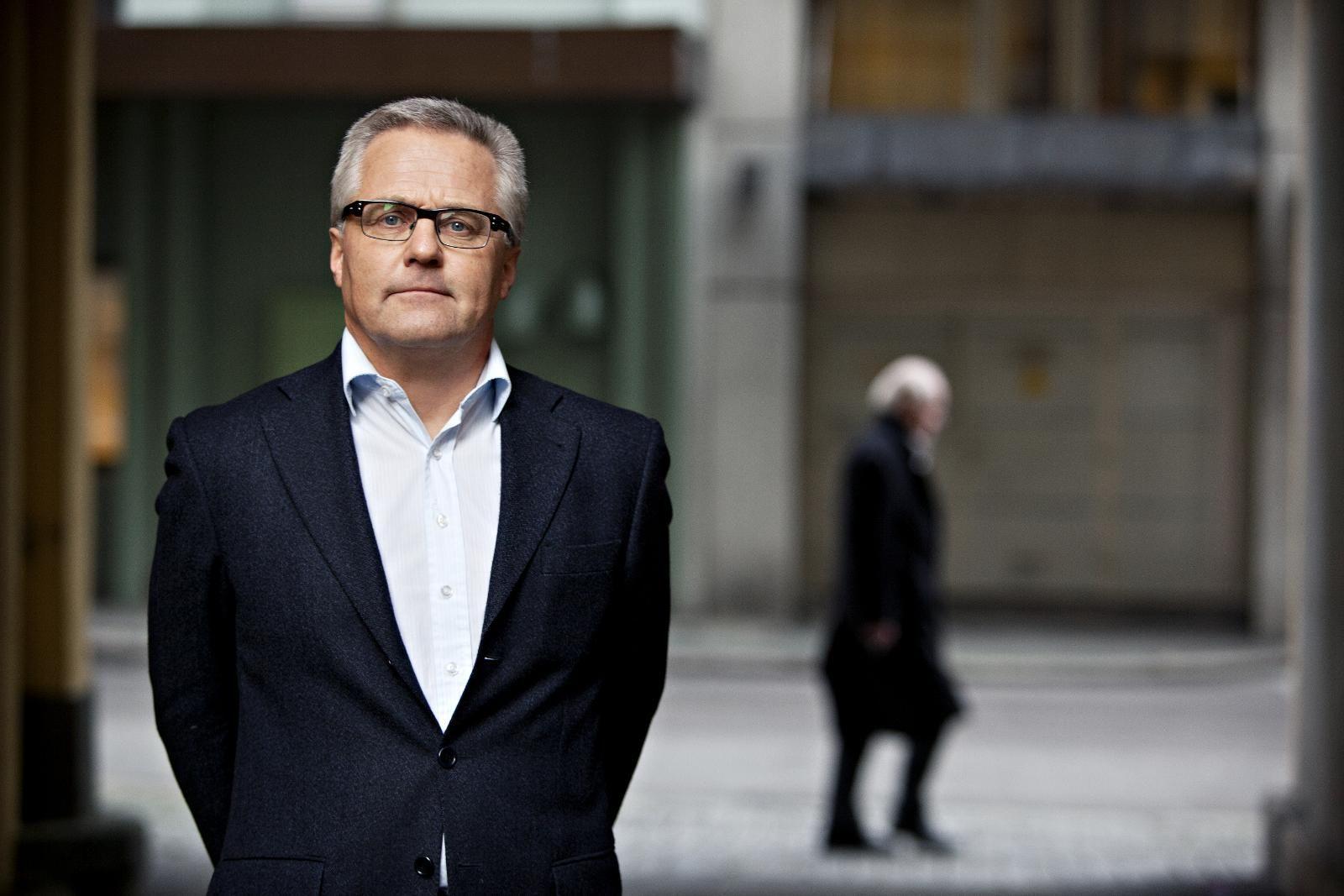 Styreleder: Christian Hysing-Dahl. Arkivfoto: Tor Høvik