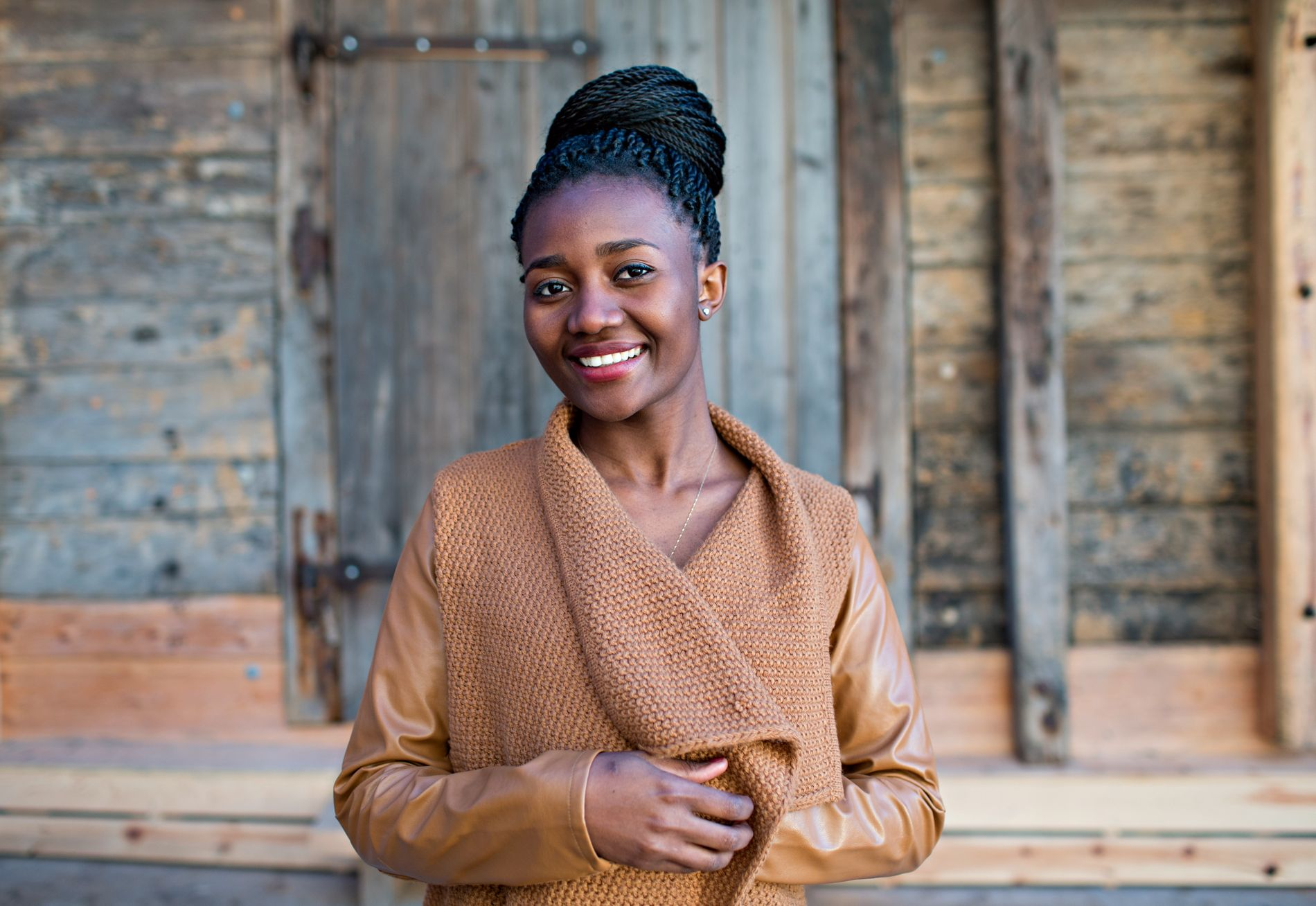 I NORD OG SØR: Før kom de minst likte menneskene fra nord, nå kommer de fra sør. Men hvor kommer de fra i fremtiden, spør Irene Kinunda i denne kommentaren.