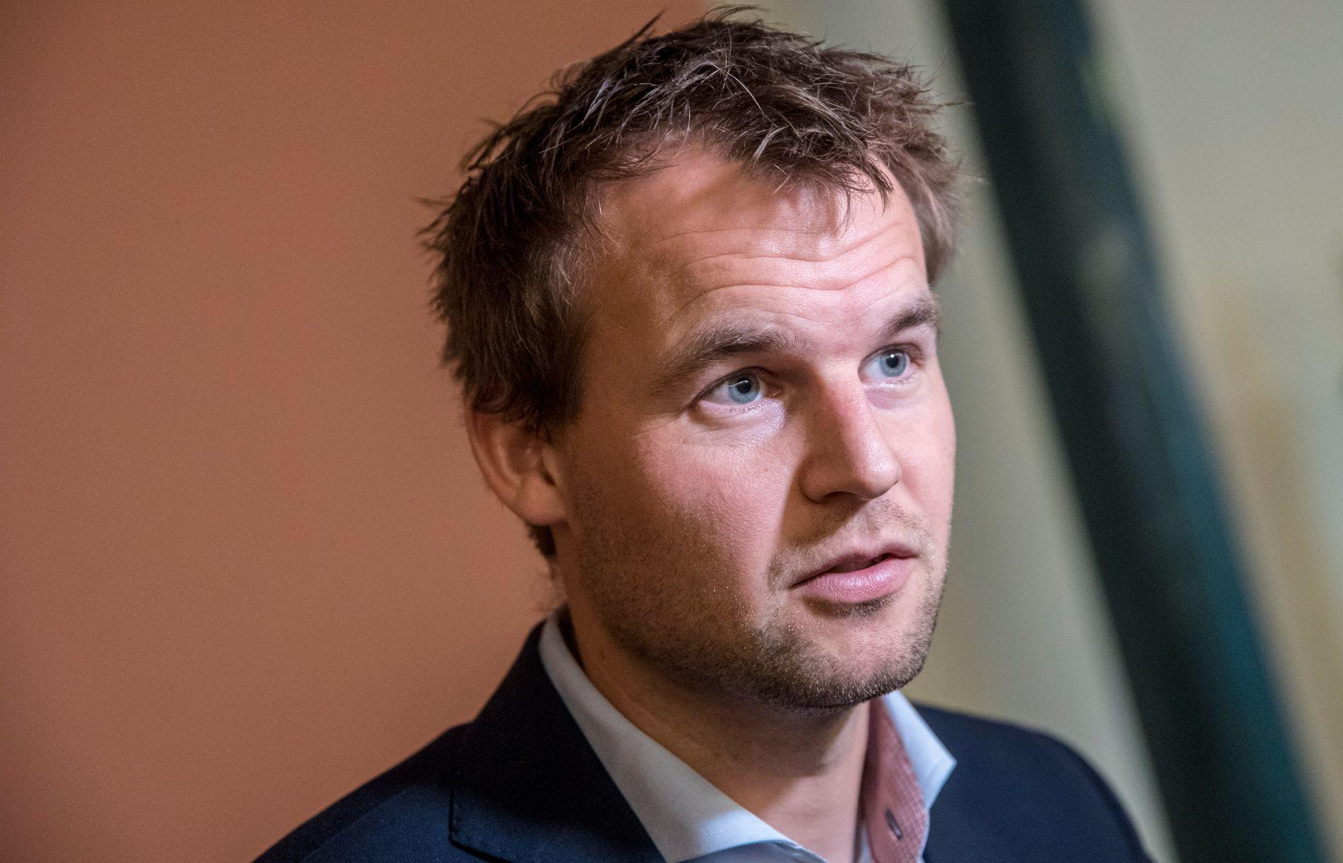 IKKE MINDRE FARLIG: Rusmidler blir ikke mindre farlig om man regulerer det i statlige utsalgssteder, skriver nestleder i KrF, Kjell Ingolf Ropstad.