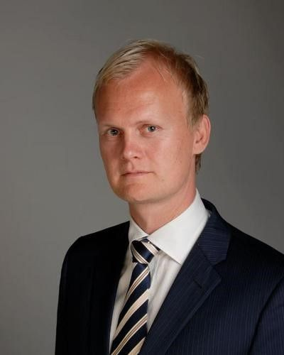 Hans Fredrik Marthinussen, professor i rettsvitenskap