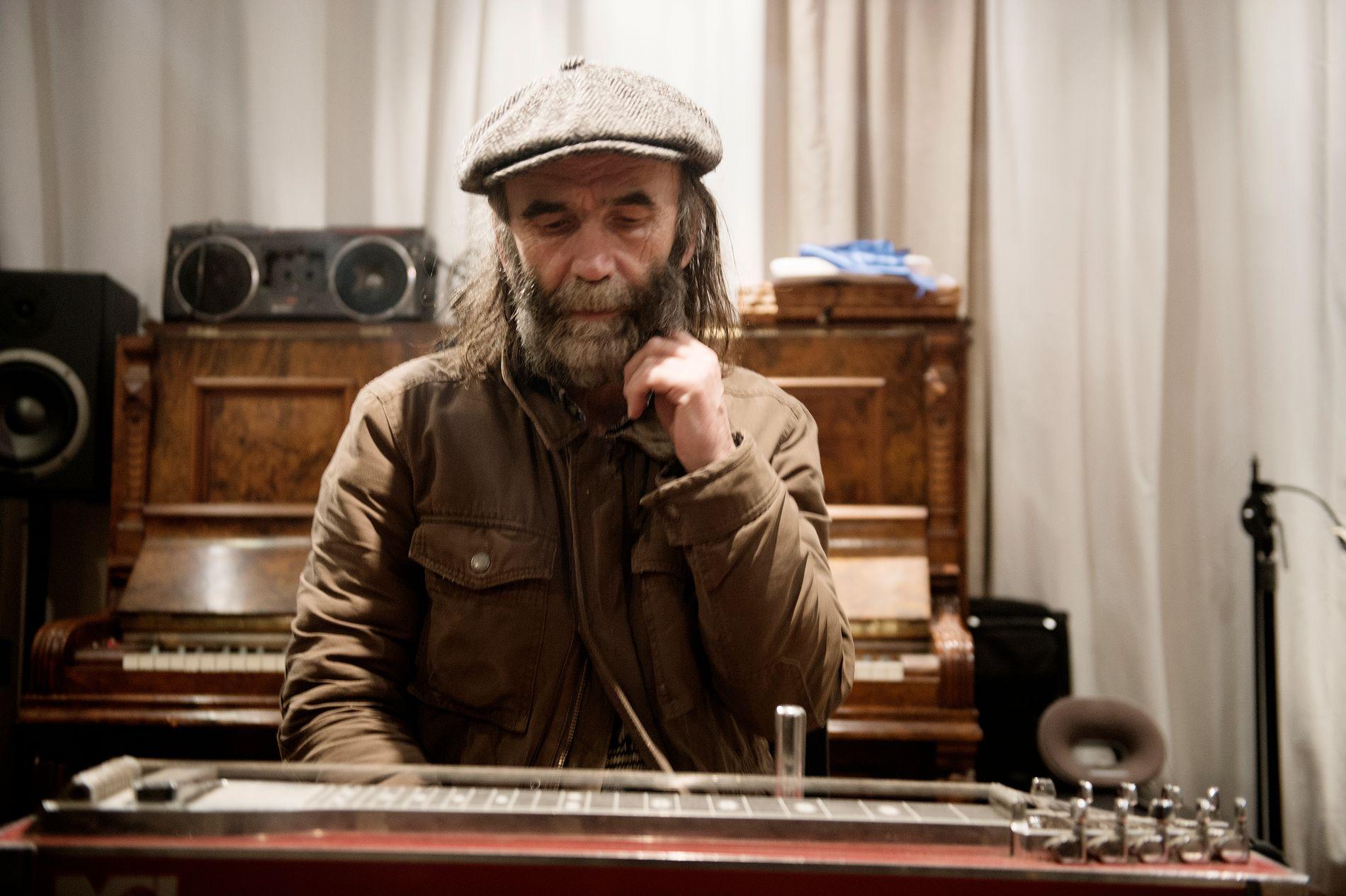NYTT ALBUM: Gitarist H.P. Gundersen og Chinatown Bluesband er ute med nytt album (arkiv).