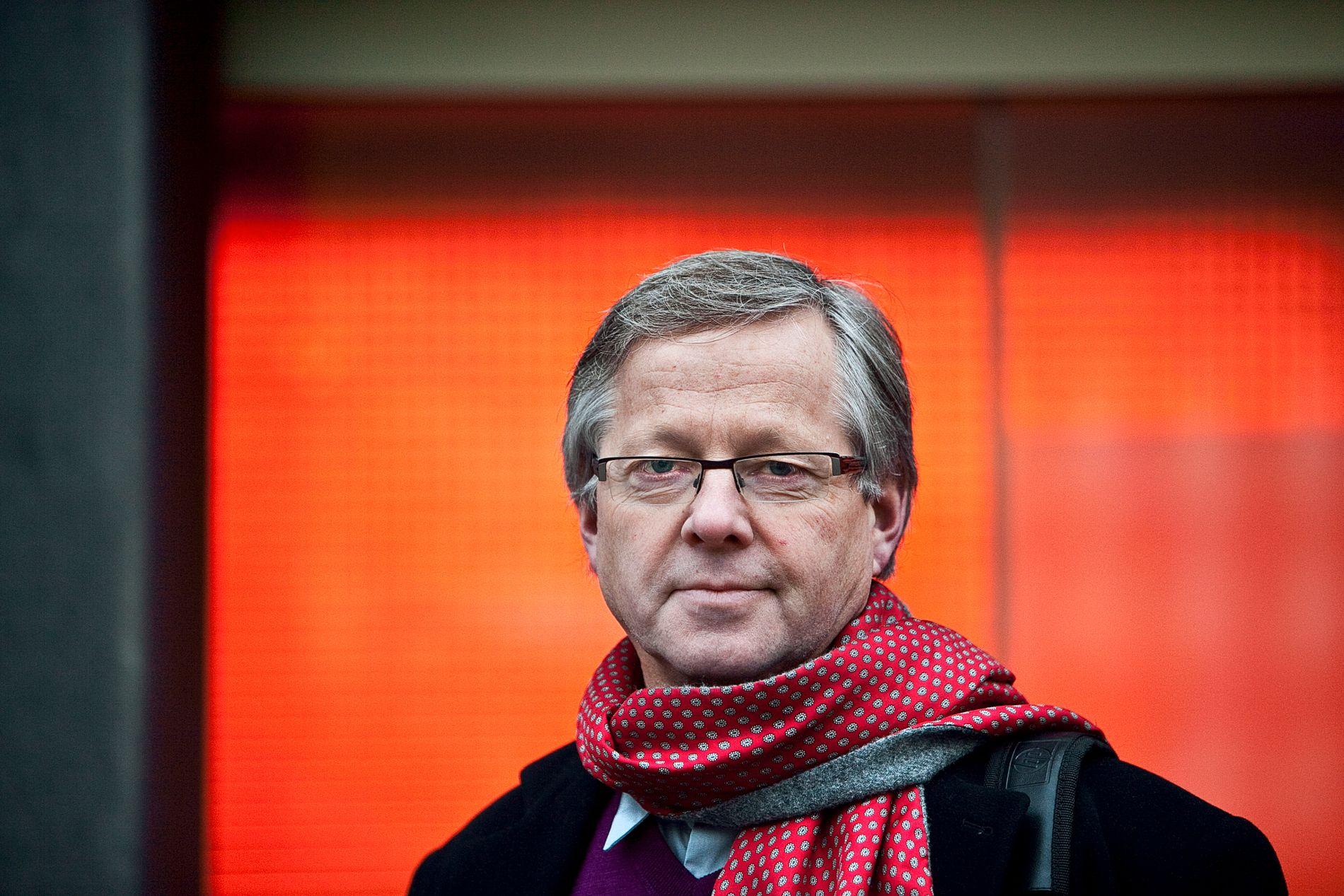 FORFATTER: Hans-Jacob Roald er forfatter av boken «Byplanen – en historie om utviklingen av Bergen by».