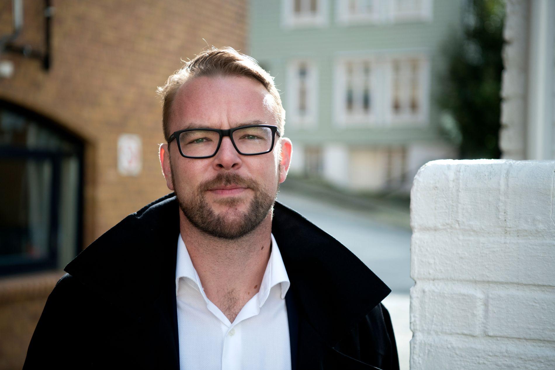 VALGFRIHET: Høyres forsvar for valgfrihet ble avgjørende for Harald Victor Hoves partivalg.