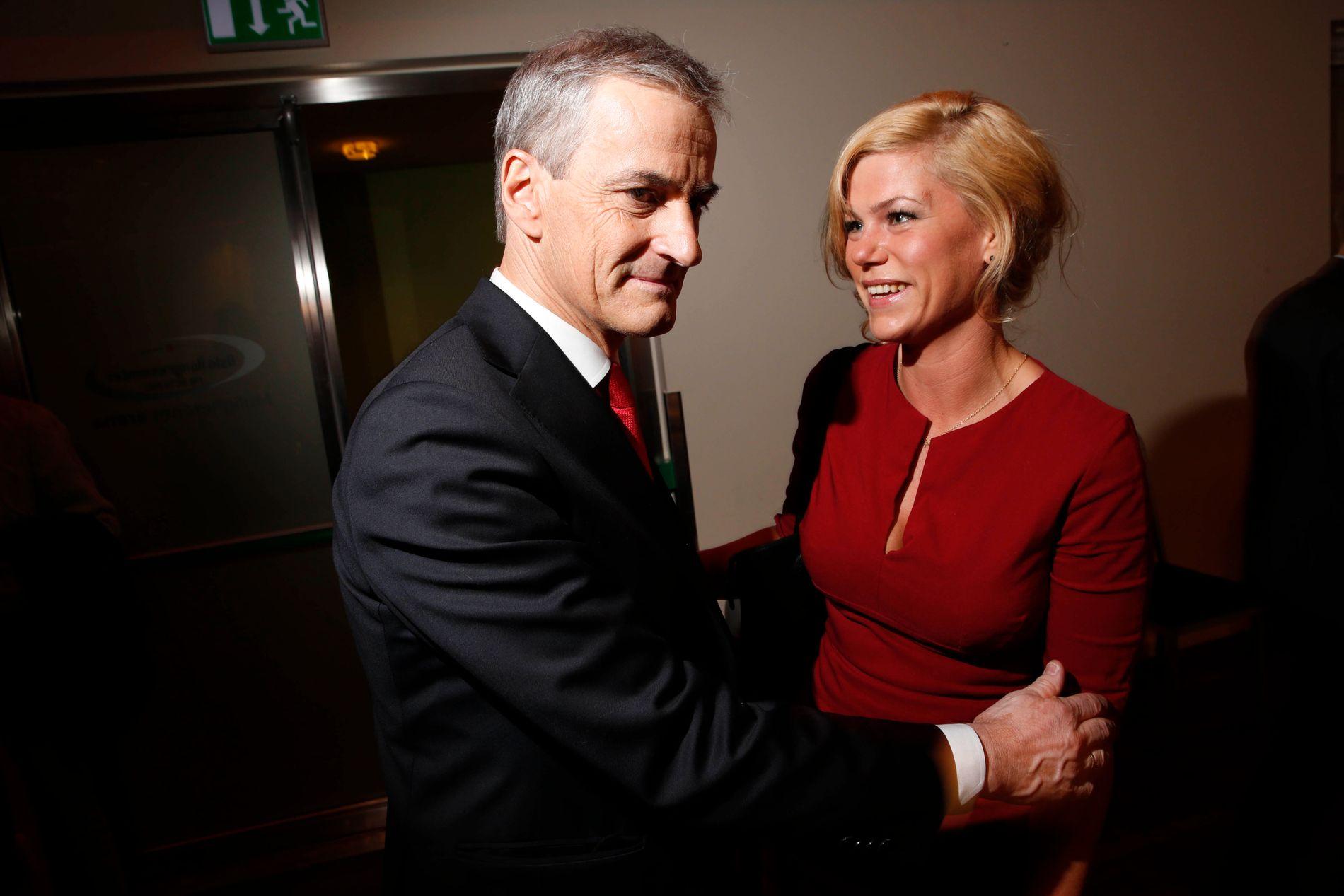 DEN ENESTE? Stortingsrepresentant Jette Christensen er den eneste åpenbare statsrådskandidaten fra Hordaland Ap i en eventuell Støre-regjering. Det burde vært flere. Arkivfoto.