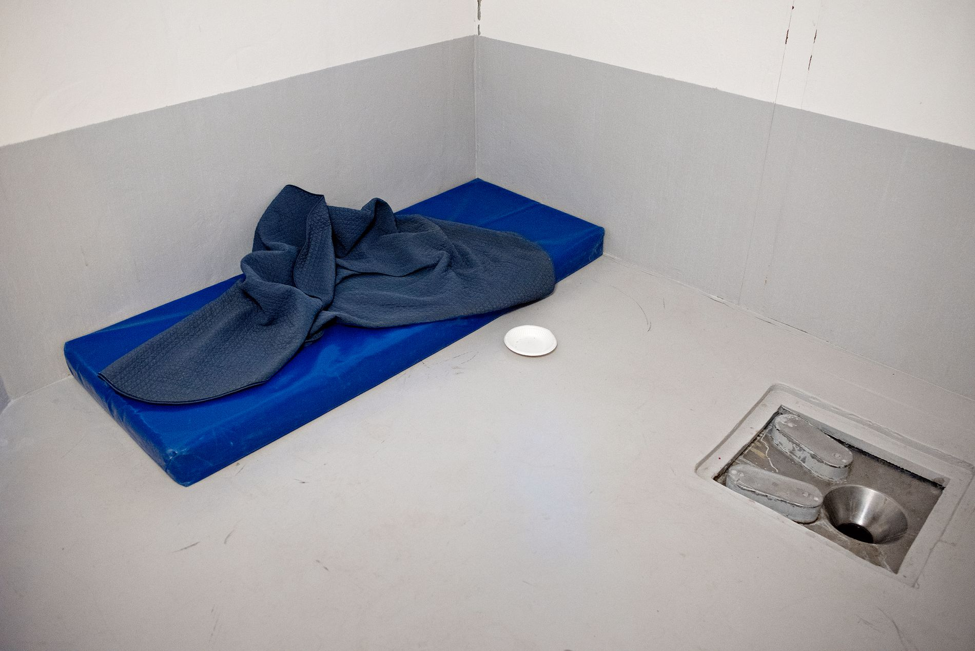 ISOLASJON: En glattcelle i fengsel skiller seg ikke vesentlig fra en glattcelle i en lukket psykiatrisk avdeling, verken med hensyn til utforming eller funksjon, skriver innsender.